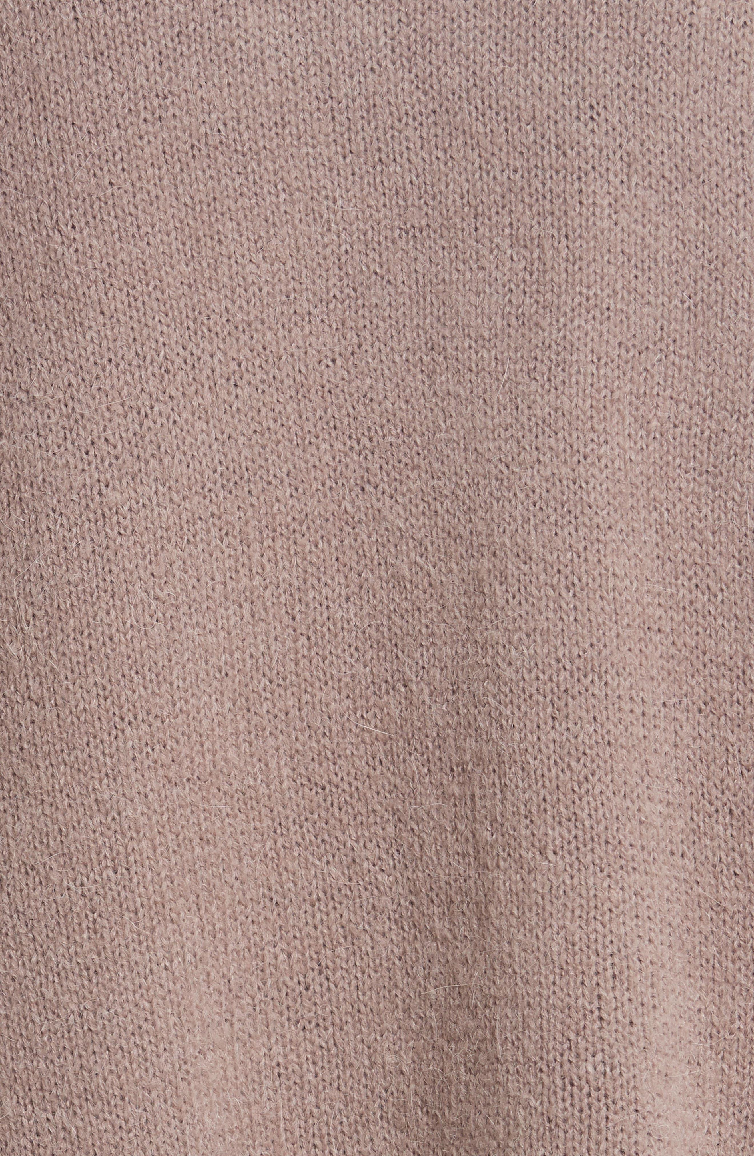 The Argyle Crew Sweater,                             Alternate thumbnail 5, color,                             235