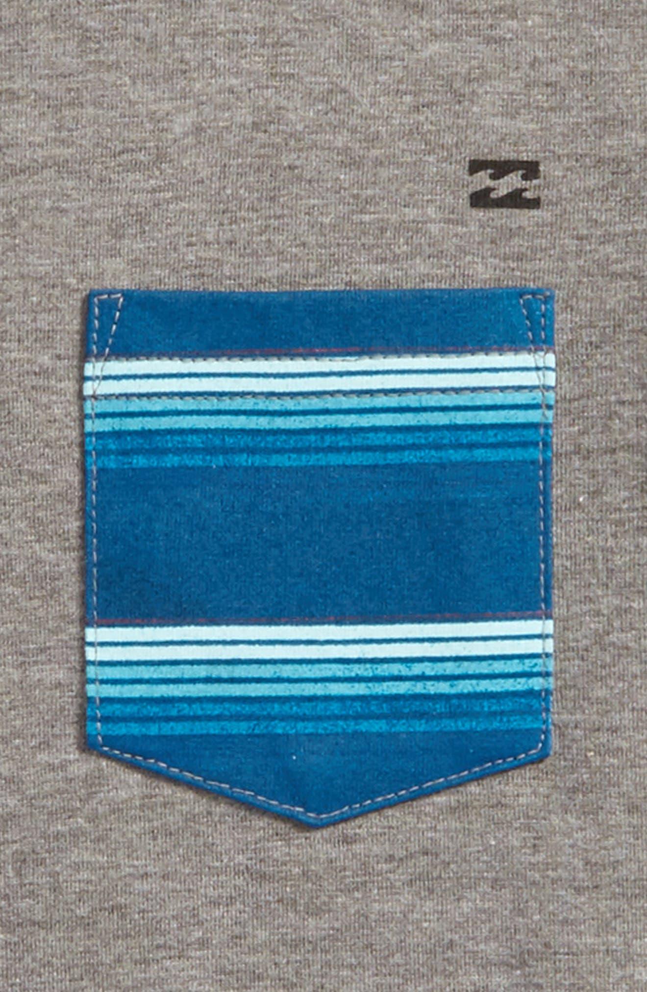 Team Pocket T-Shirt,                             Alternate thumbnail 2, color,                             025