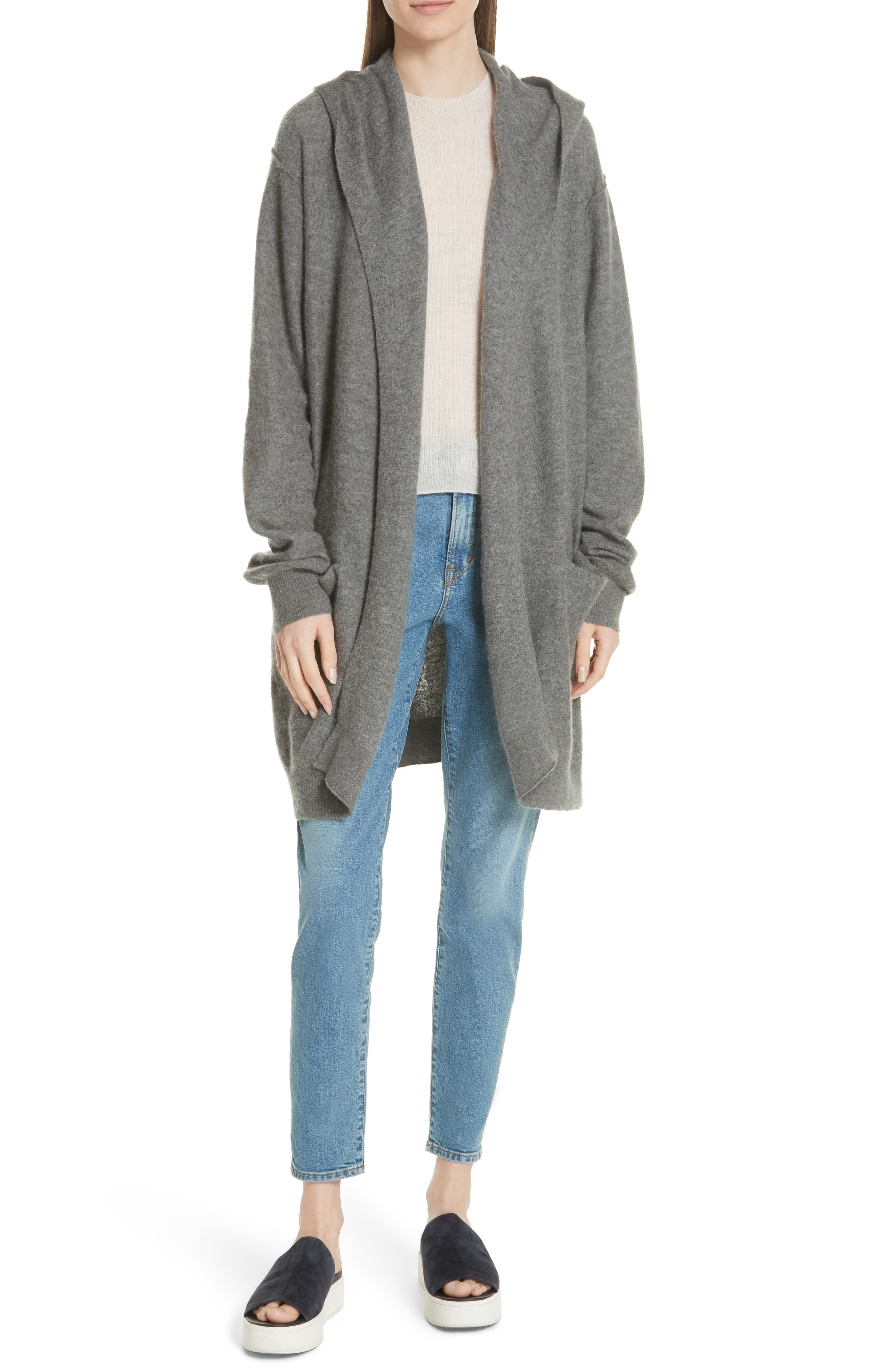 5-Pocket Skinny Jeans,                             Main thumbnail 1, color,                             LIGHT WASH