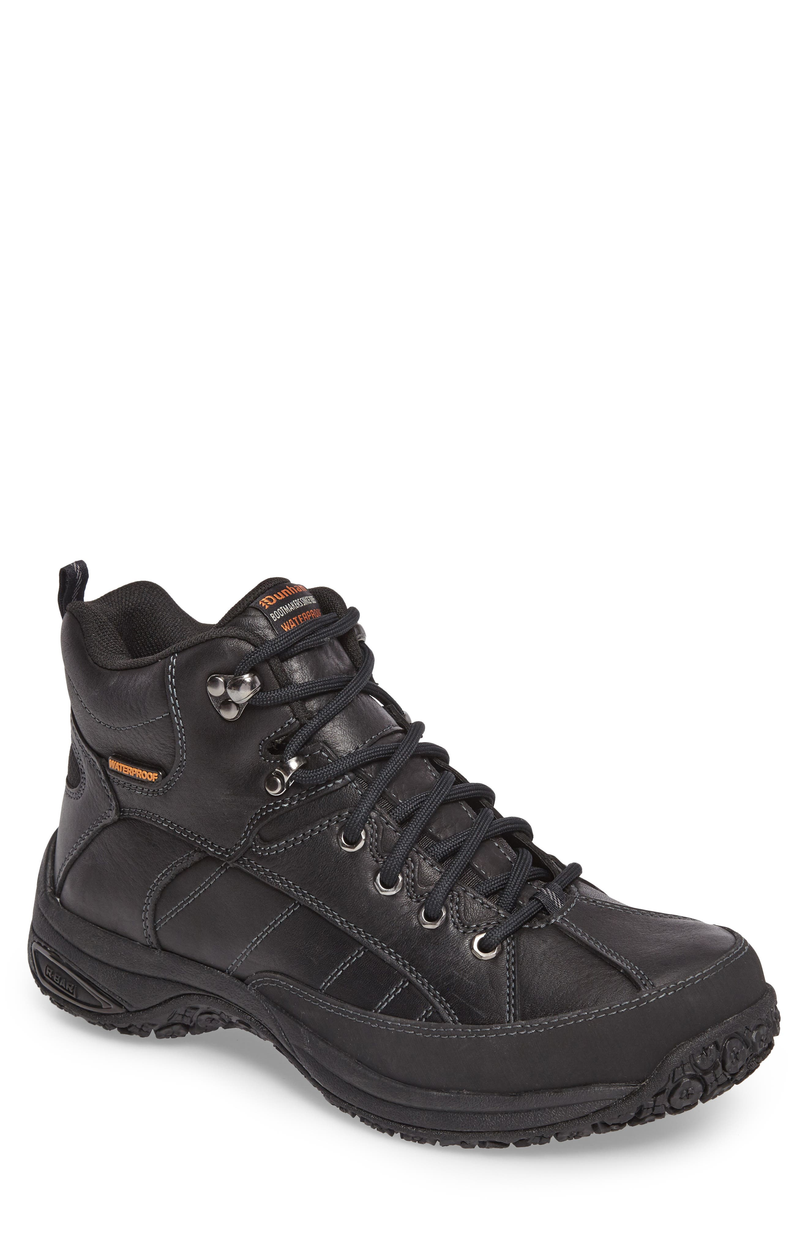 Dunham Lawrence Waterproof Boot, Black