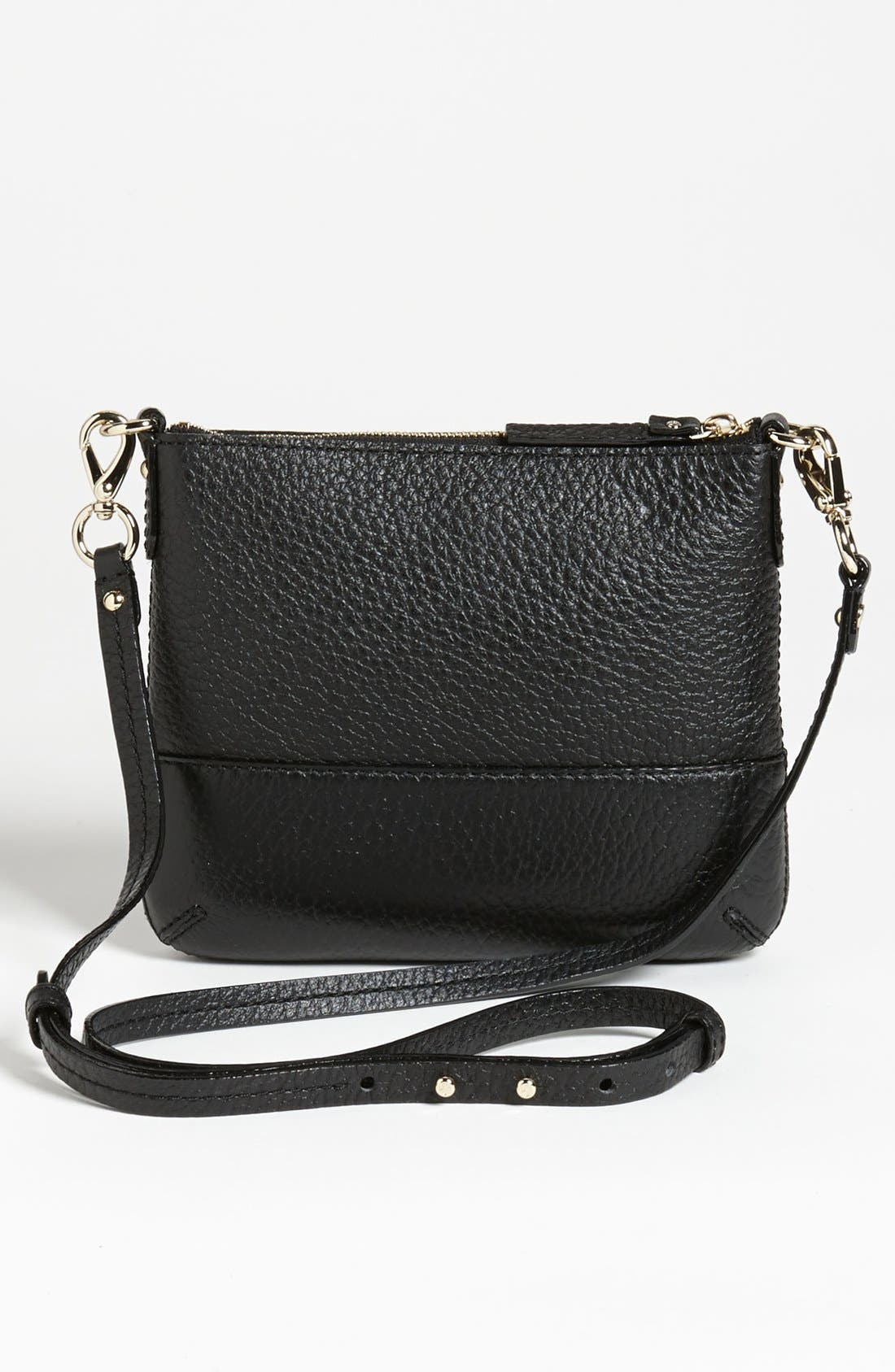 'grove park - tenley' crossbody bag,                             Alternate thumbnail 3, color,                             001