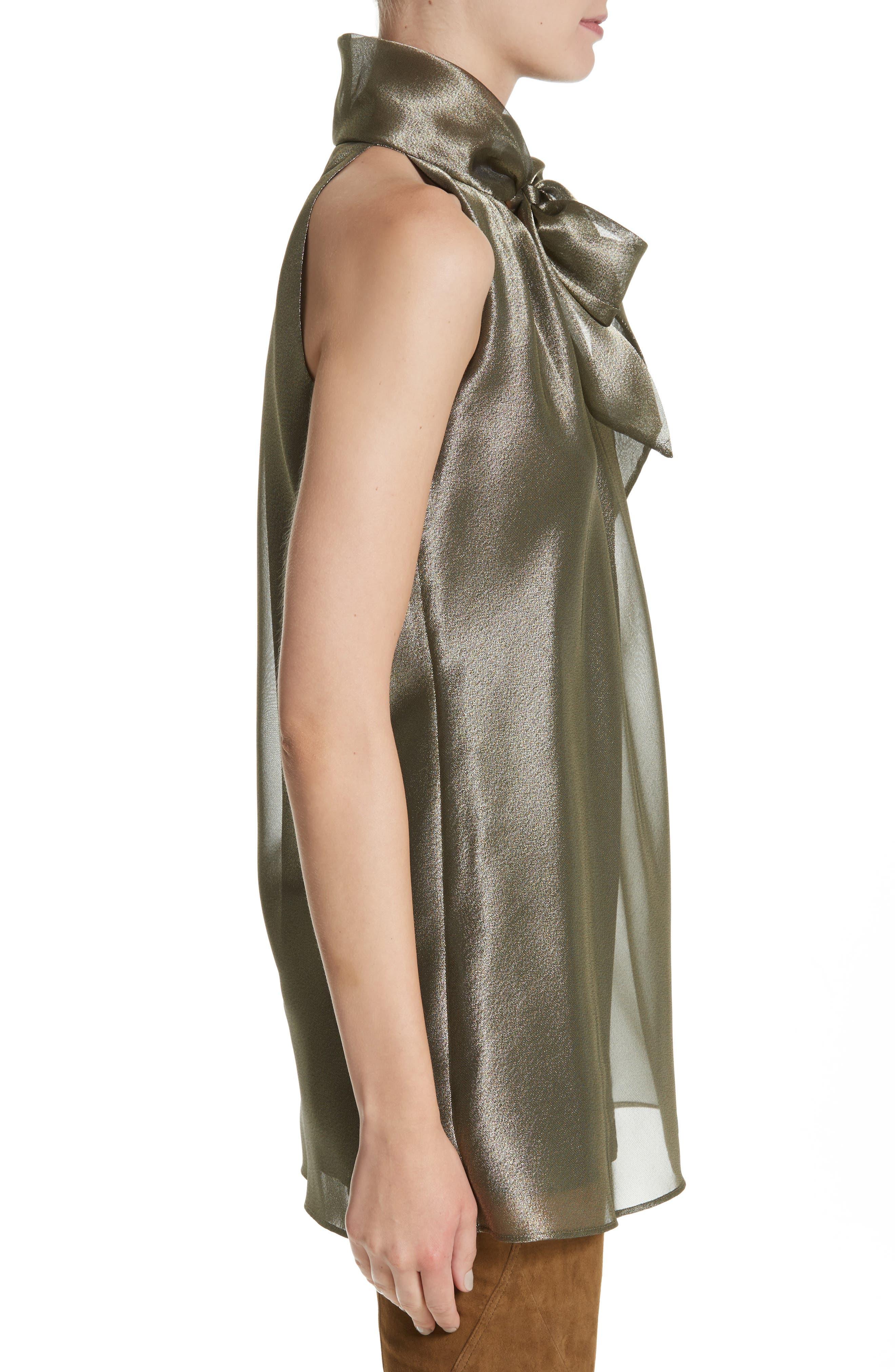 Julissa Bijoux Cloth Blouse,                             Alternate thumbnail 3, color,                             220