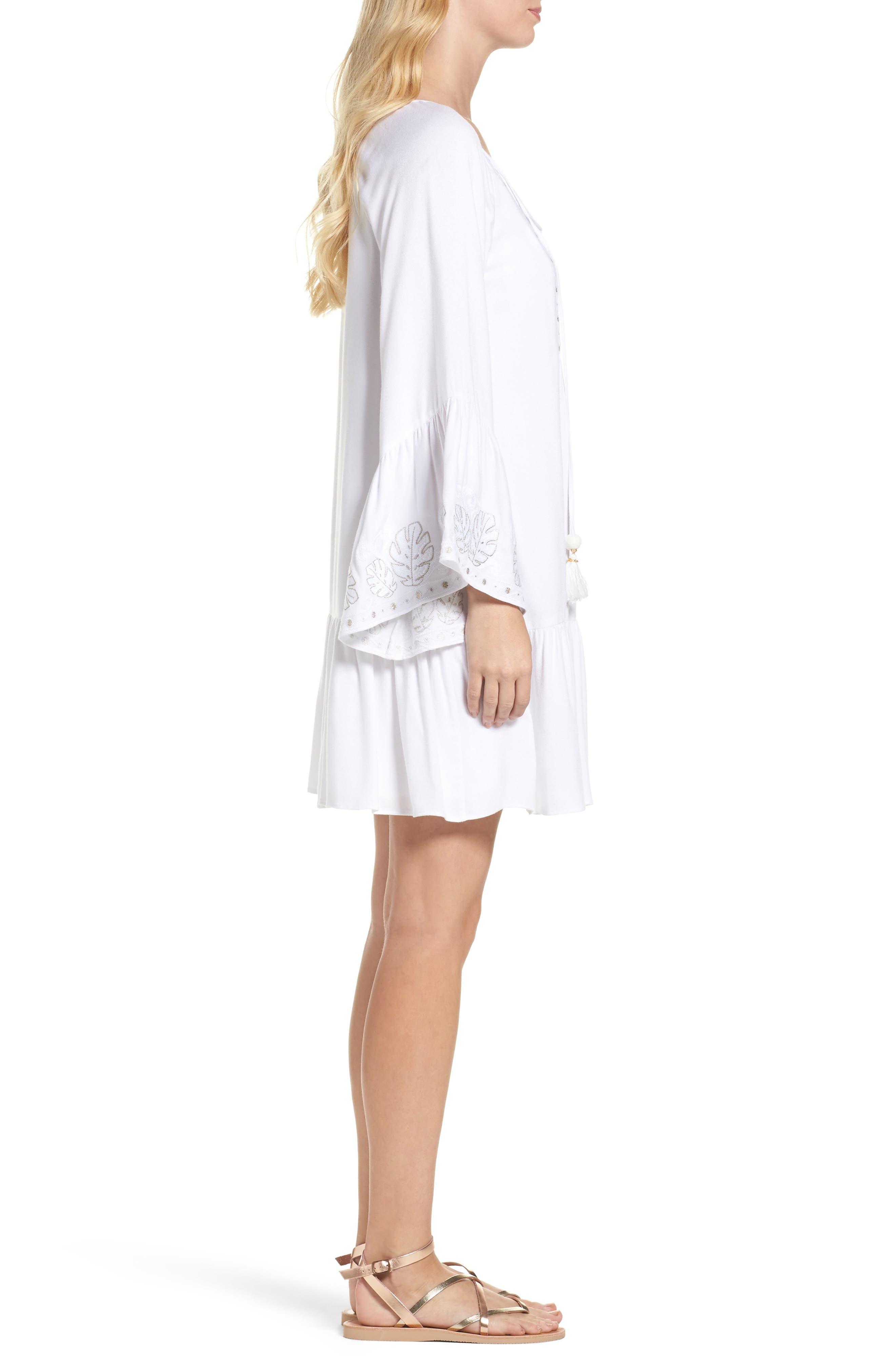Amisa Tunic Dress,                             Alternate thumbnail 3, color,                             115