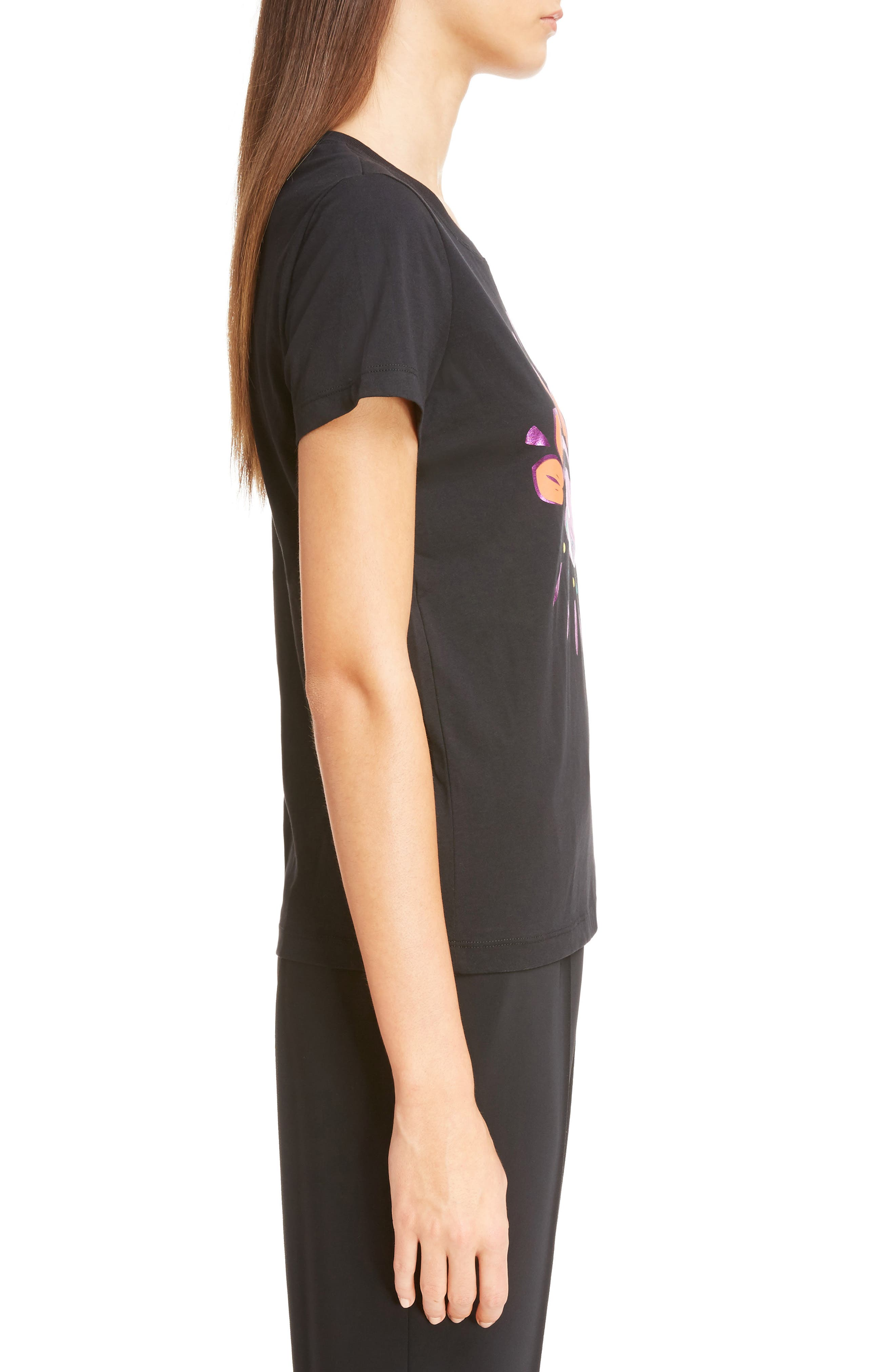 Classic Fit Graphic Tee,                             Alternate thumbnail 3, color,