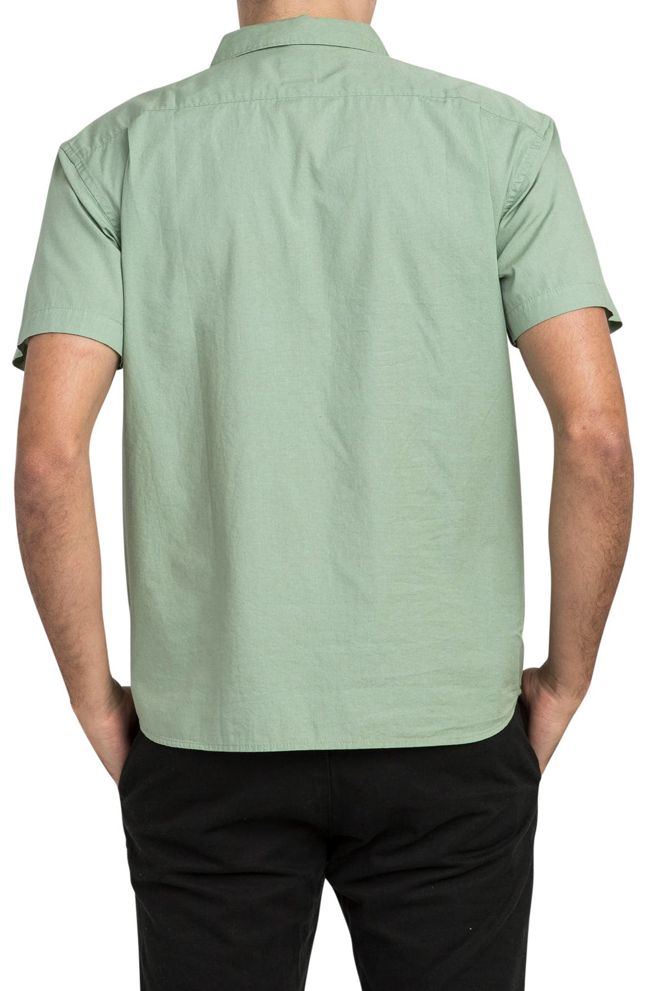 Stress Short Sleeve Shirt,                             Alternate thumbnail 3, color,