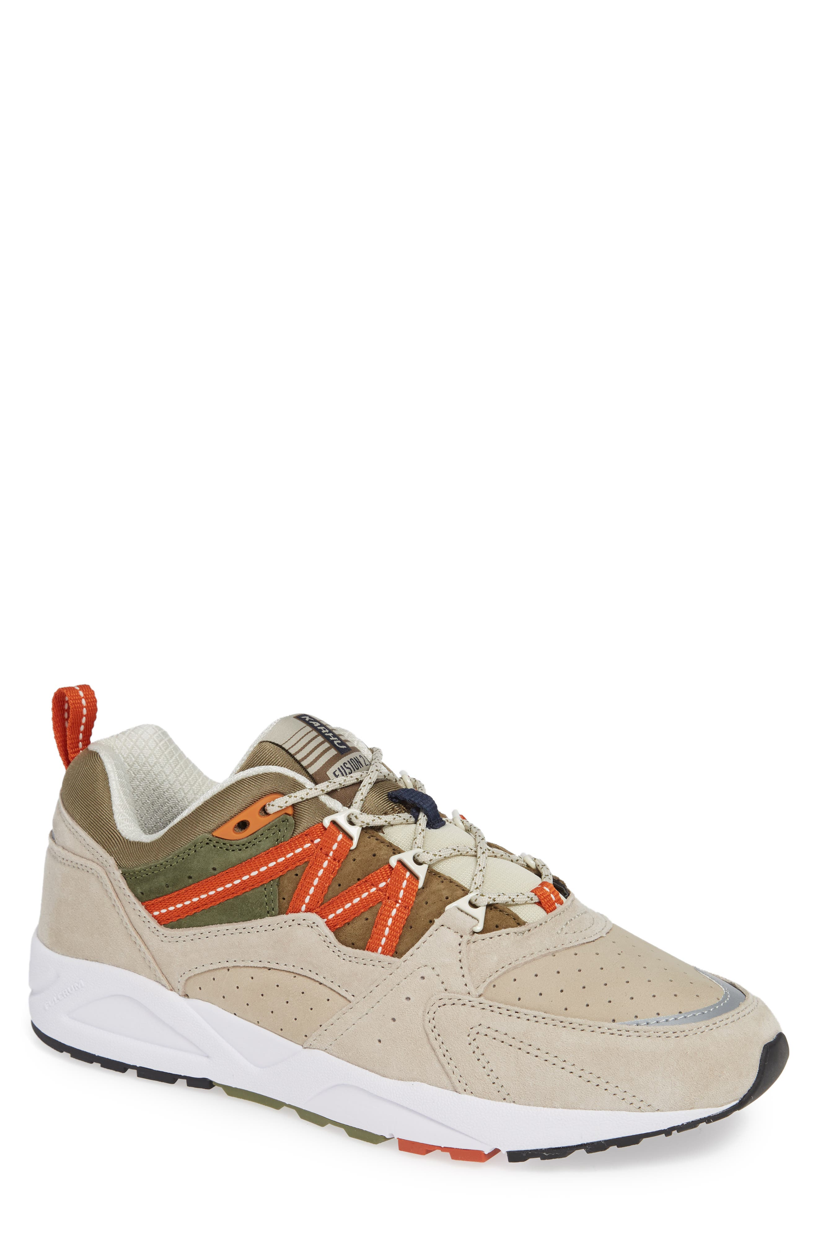 Fusion 2.0 Sneaker,                         Main,                         color, PEYOTE / MILITARY OLIVE
