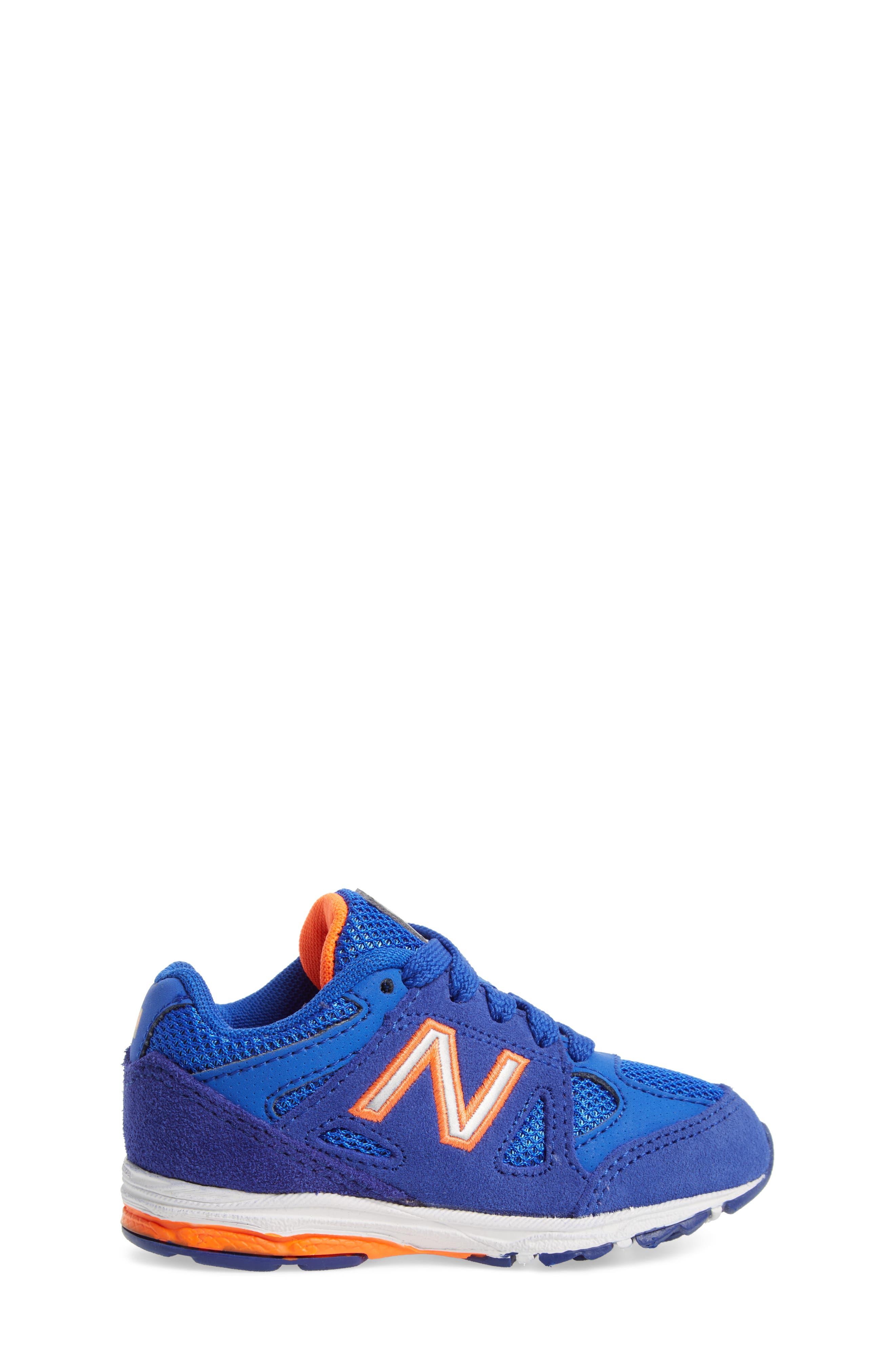 888 Sneaker,                             Alternate thumbnail 3, color,                             400