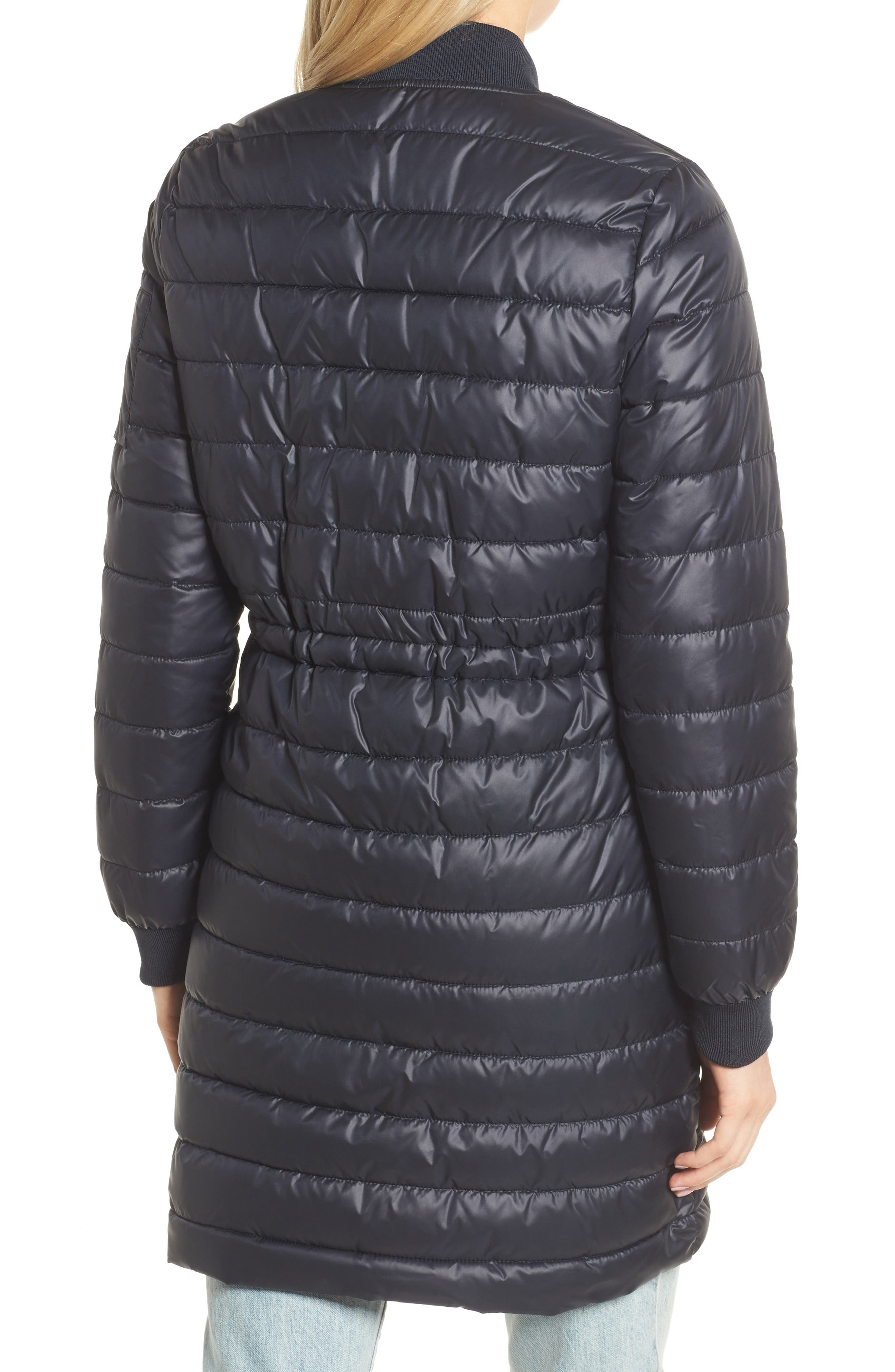 Lightweight Quilted Puffer Coat,                             Alternate thumbnail 7, color,