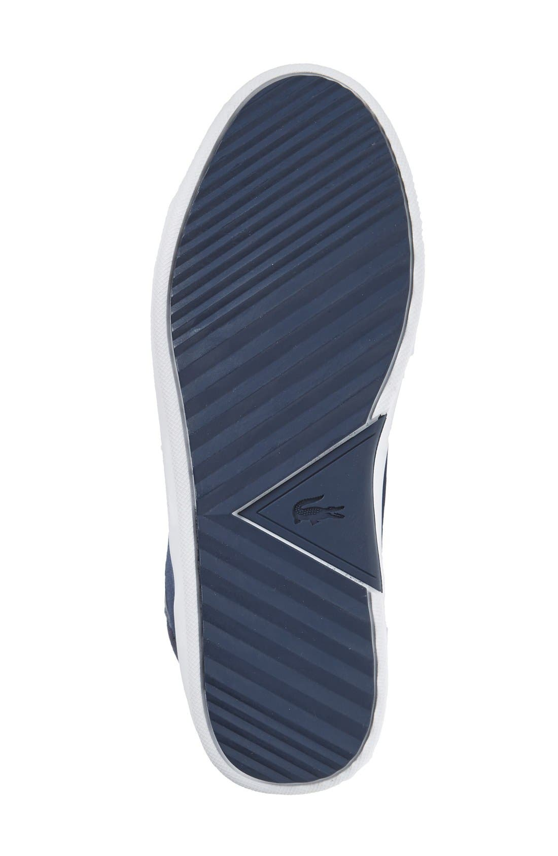 'Explorateur' Midi Sneaker,                             Alternate thumbnail 3, color,                             410