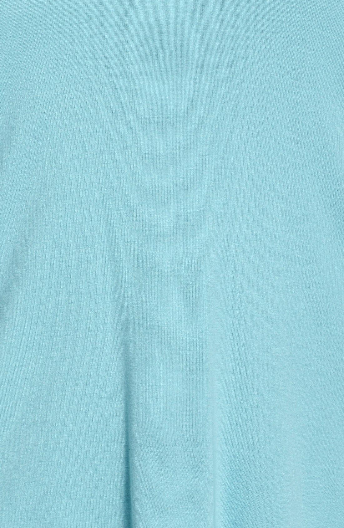 Short Sleeve V-Neck Tee,                             Alternate thumbnail 151, color,