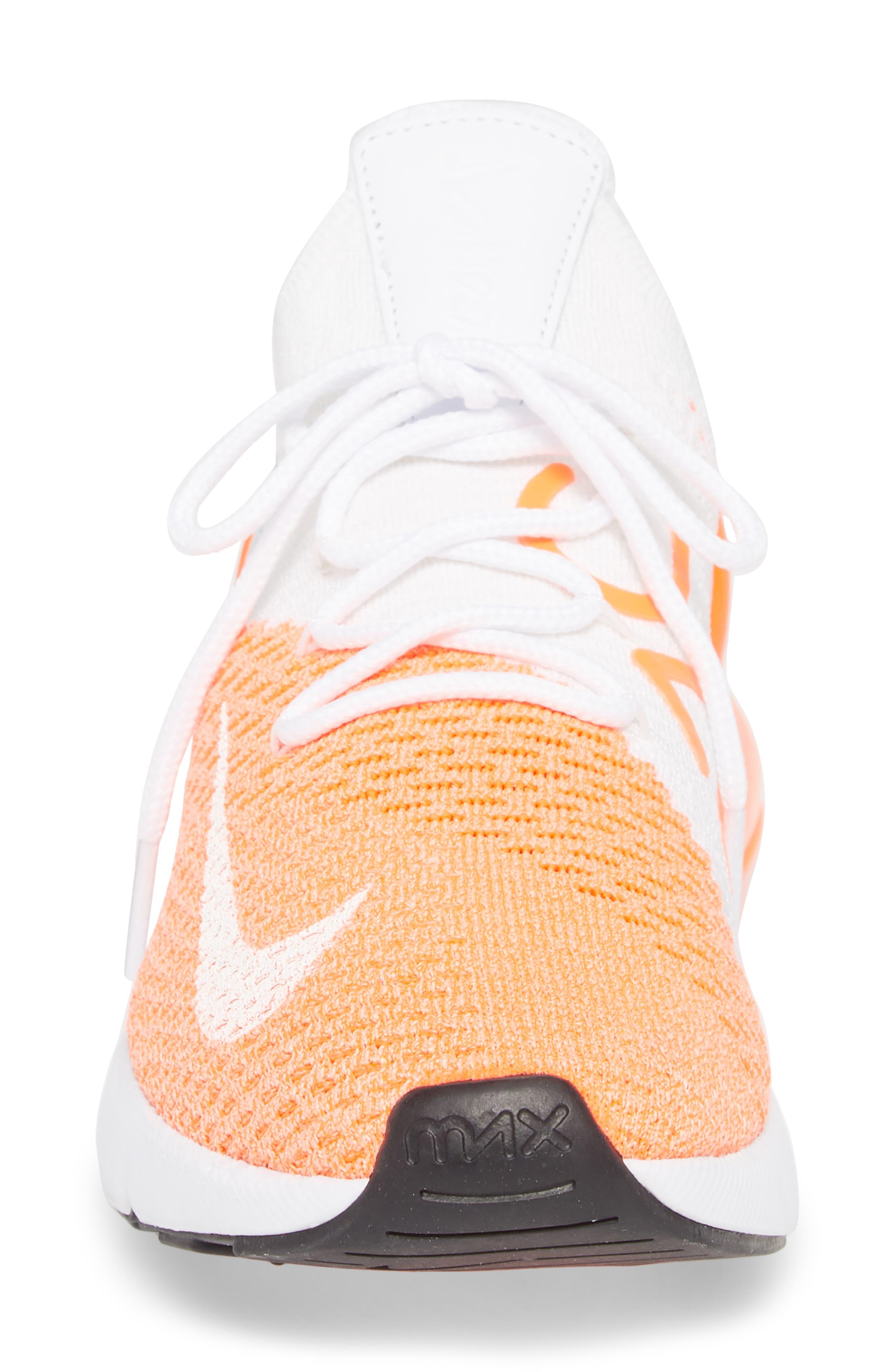 Air Max 270 Flyknit Sneaker,                             Alternate thumbnail 27, color,