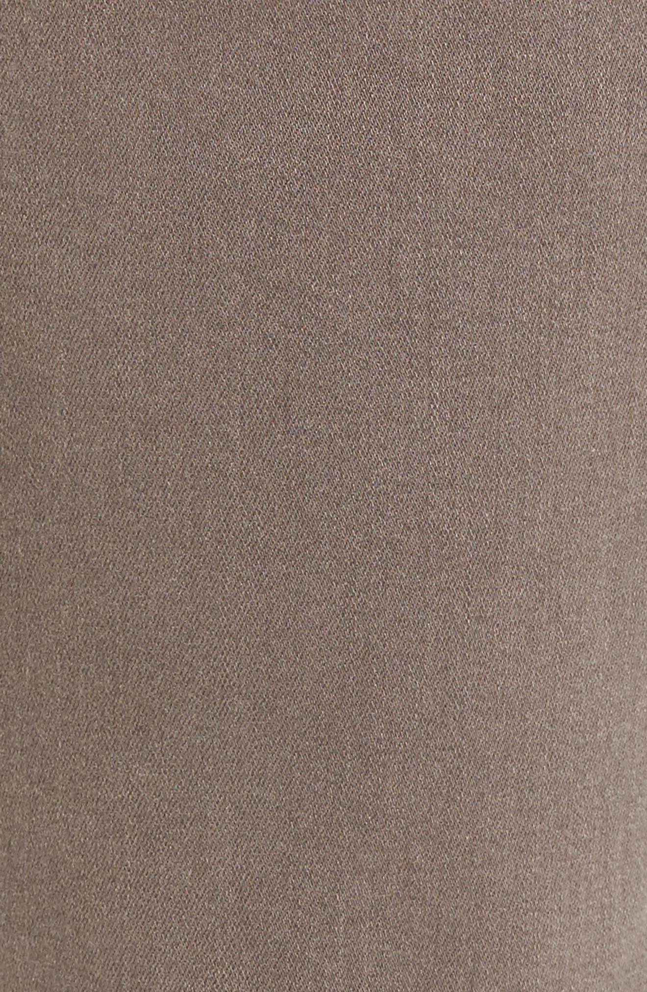 Transcend - Lennox Slim Fit Jeans,                             Alternate thumbnail 5, color,                             VINTAGE SAND BAR