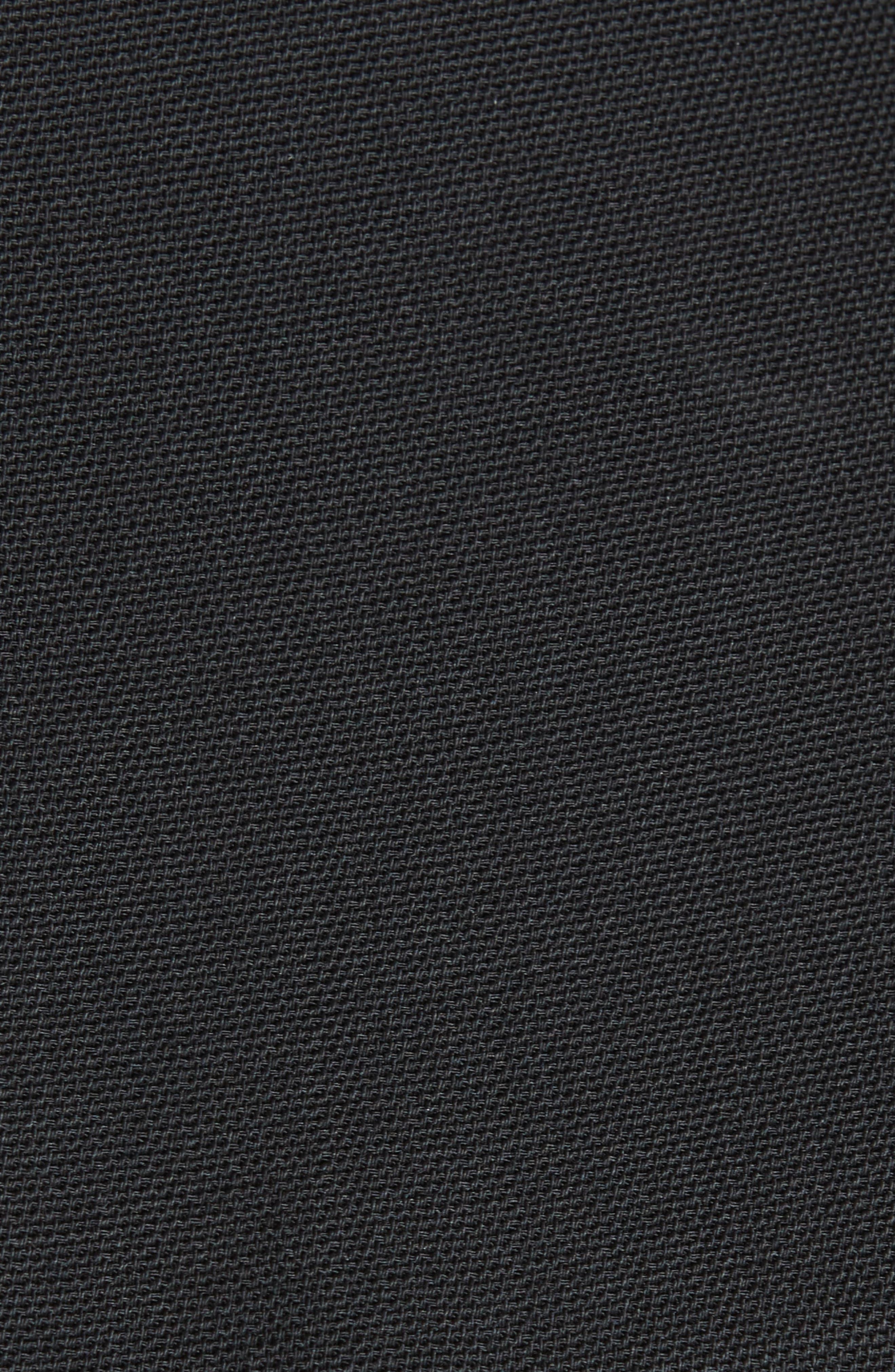 Carino High Waist Pants,                             Alternate thumbnail 5, color,                             001