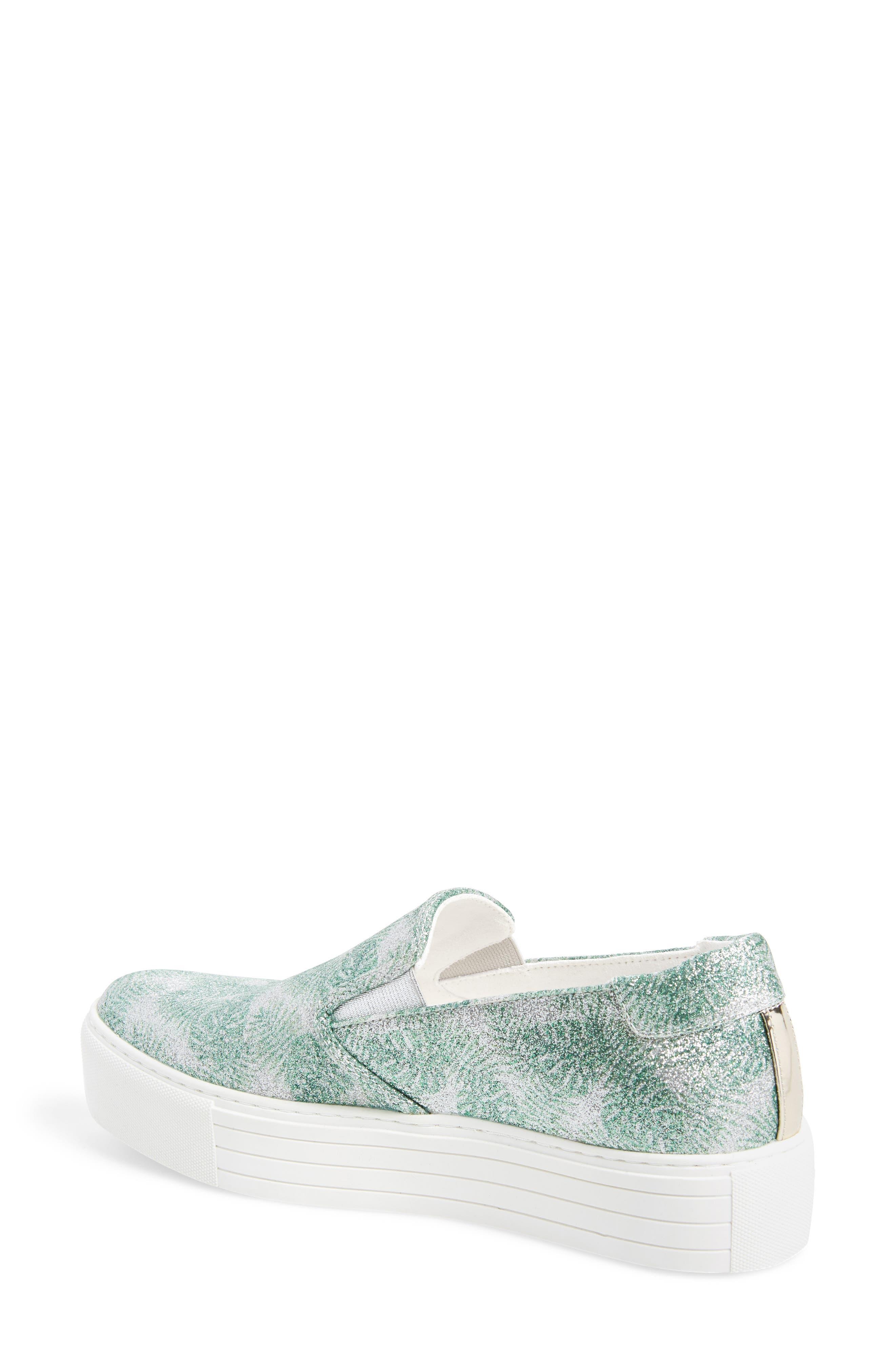 Joanie Slip-On Platform Sneaker,                             Alternate thumbnail 15, color,