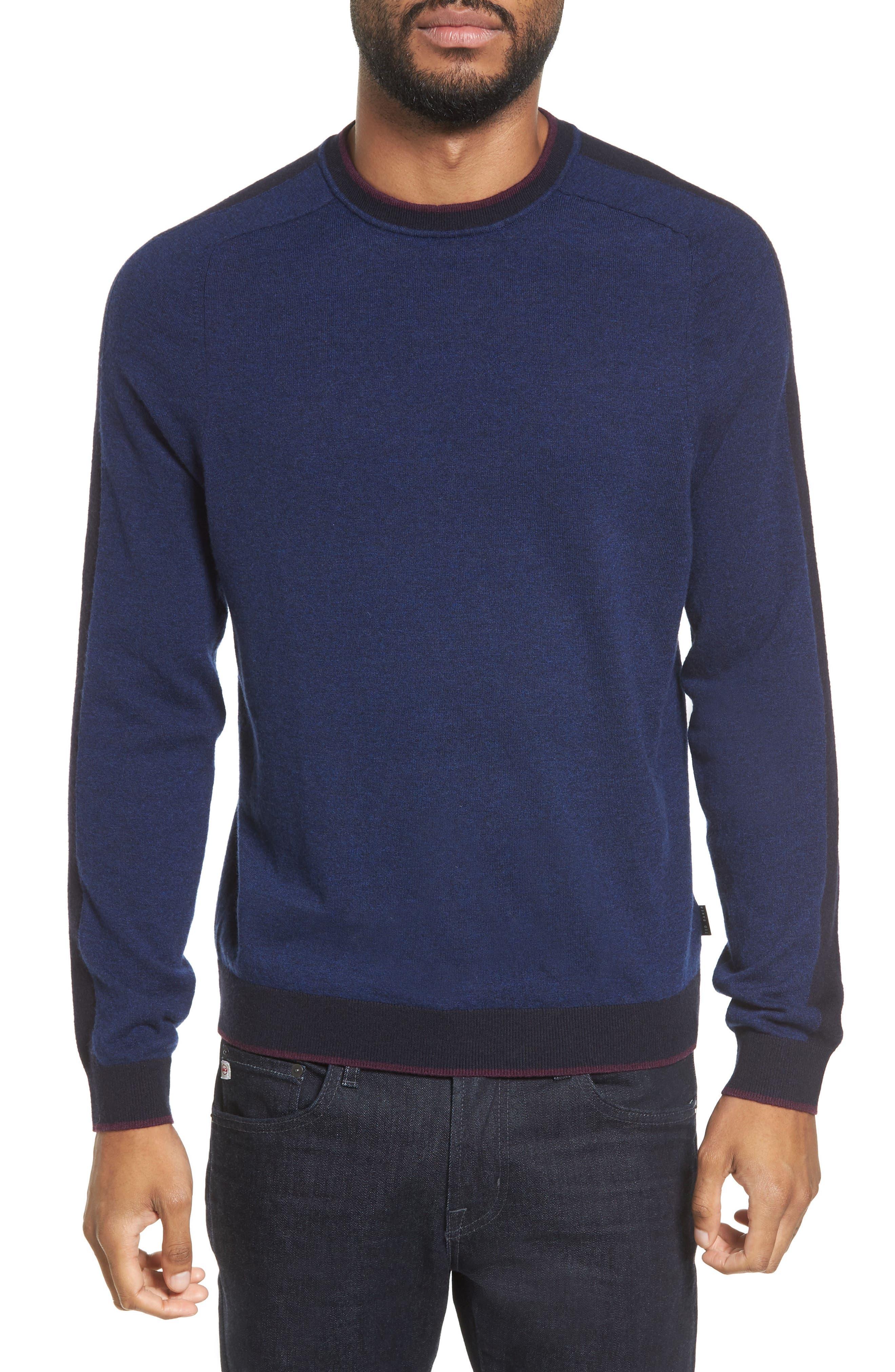 Norpol Crewneck Sweater,                             Main thumbnail 3, color,