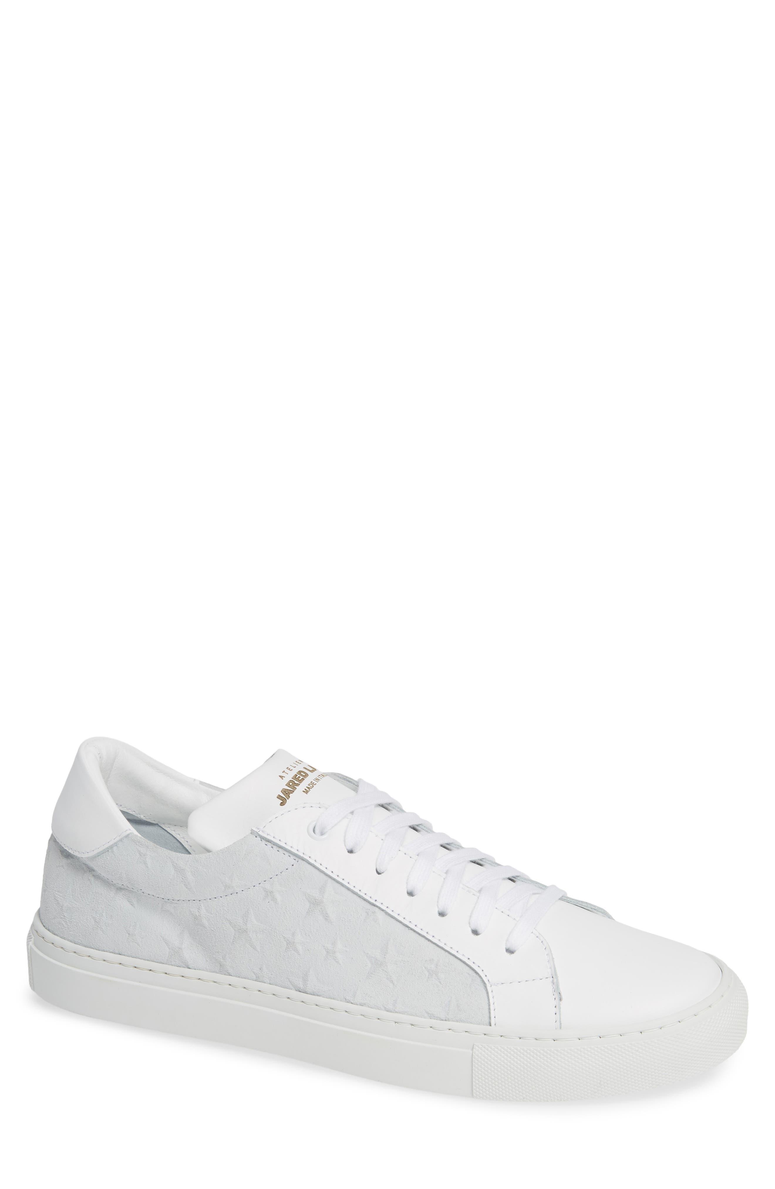 Rome Sneaker, Main, color, WHITE