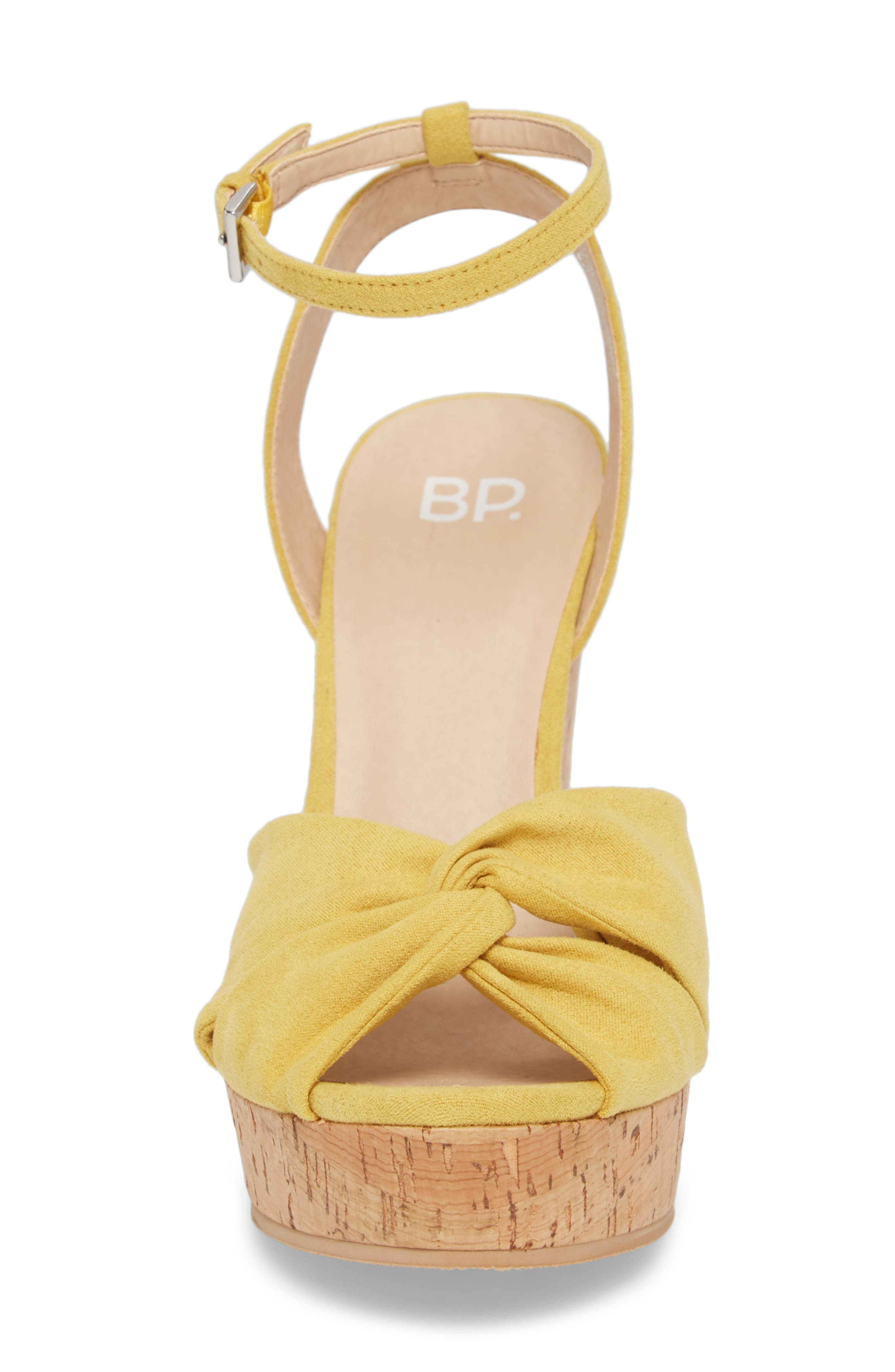 Arya Platform Wedge Sandal,                             Alternate thumbnail 23, color,