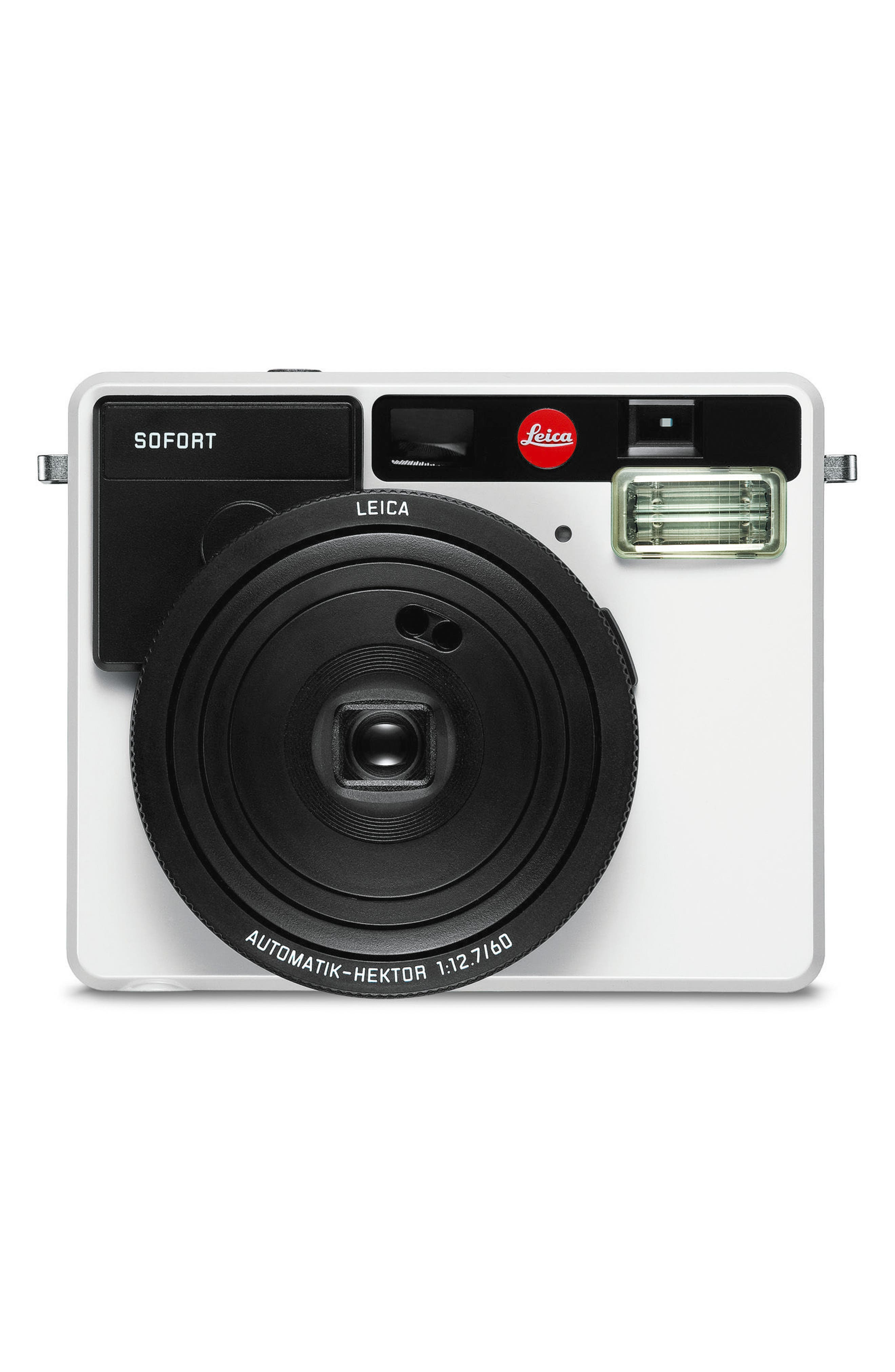 Sofort Compact Instant Camera,                             Alternate thumbnail 2, color,                             WHITE