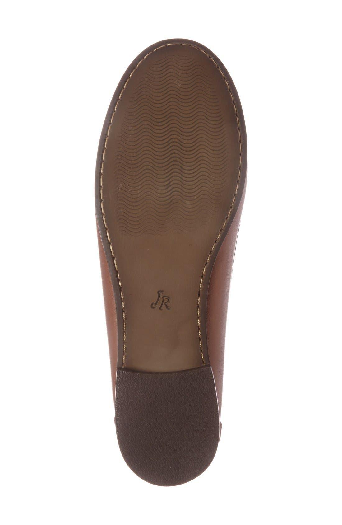 'Quinn' Leather Loafer,                             Alternate thumbnail 22, color,