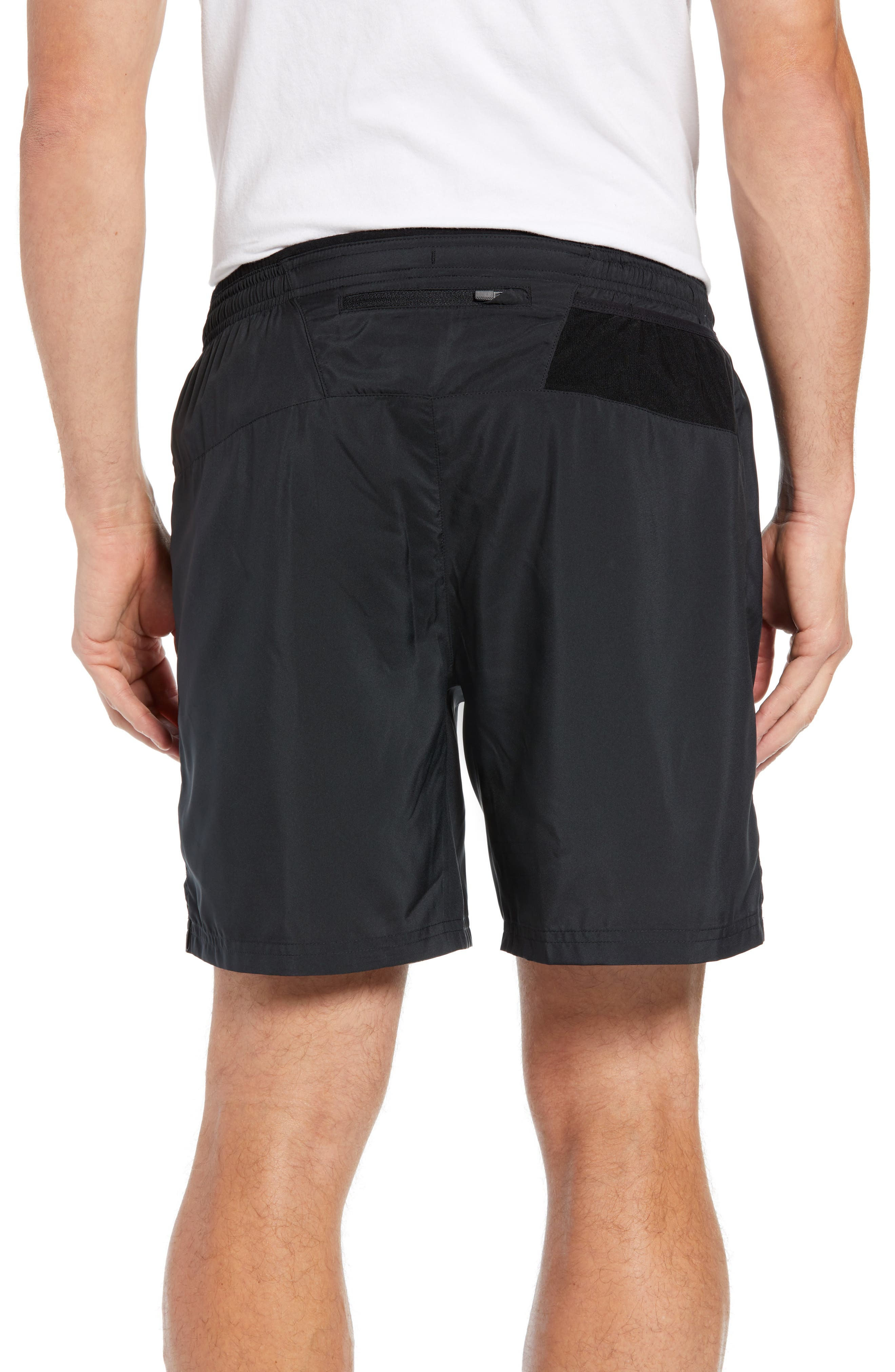 Strike Lite Shorts,                             Alternate thumbnail 2, color,                             BLACK