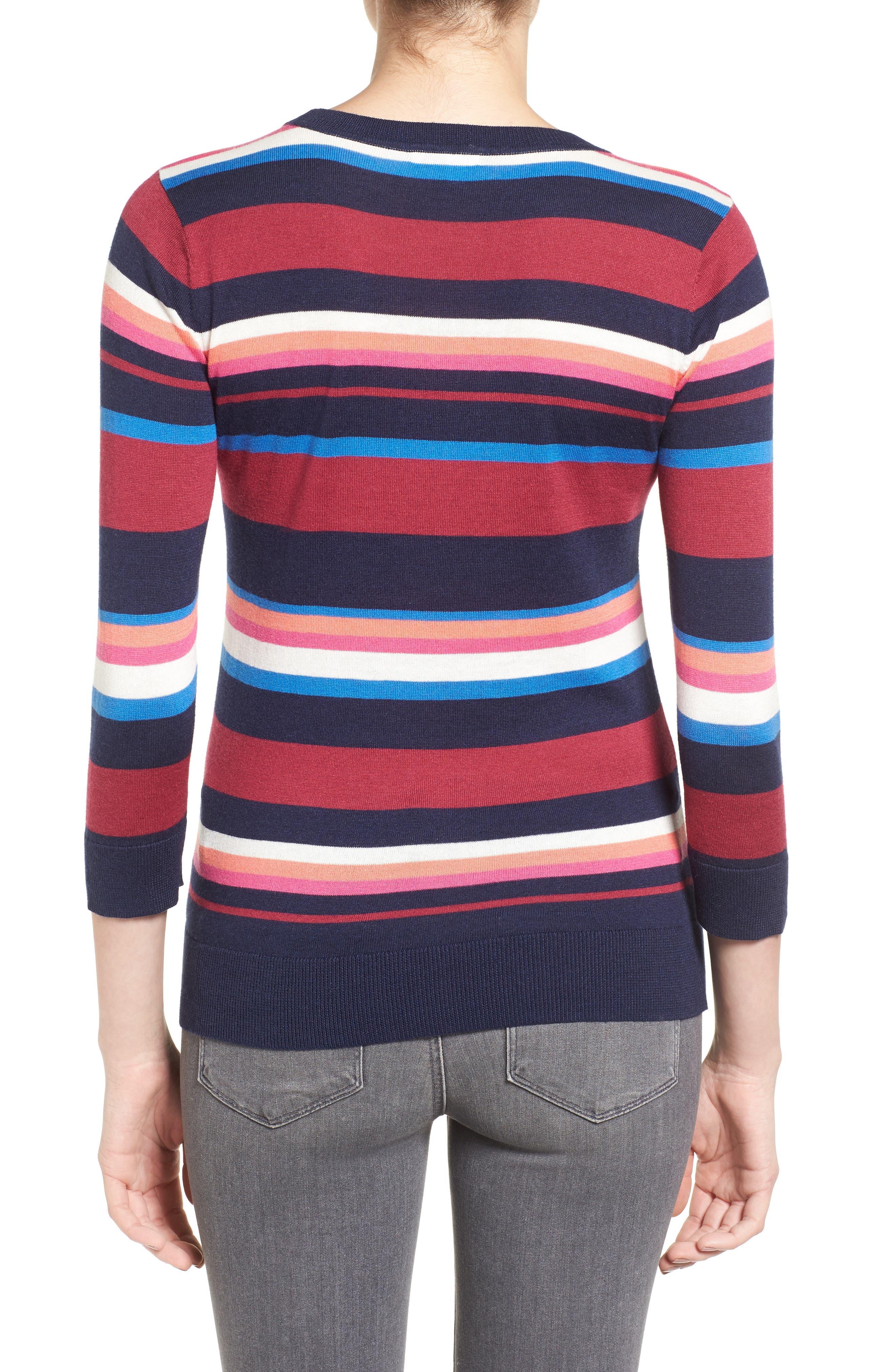 Cotton Blend Pullover,                             Alternate thumbnail 60, color,