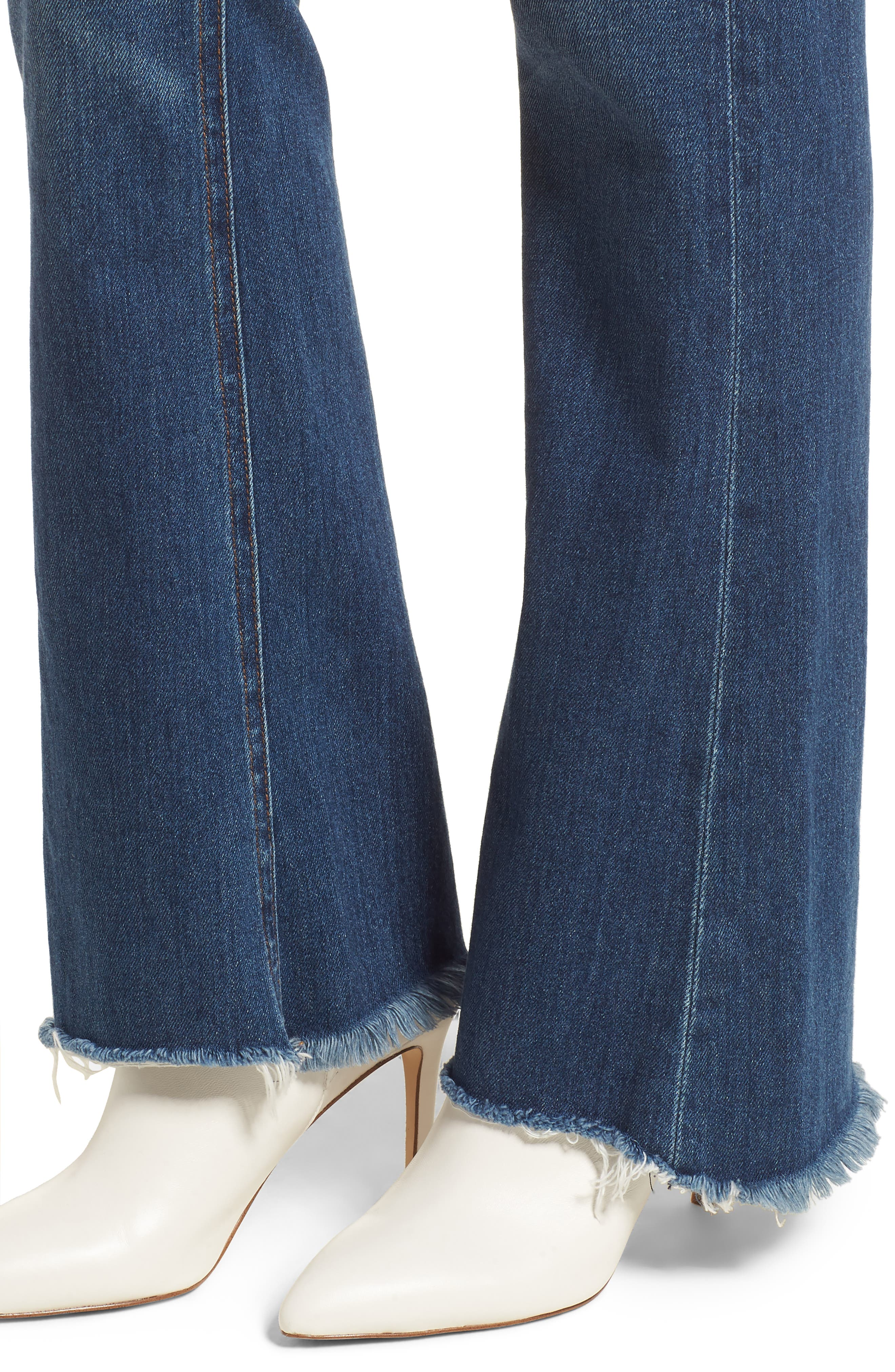 The Flip Flop Flare Jeans,                             Alternate thumbnail 4, color,                             472