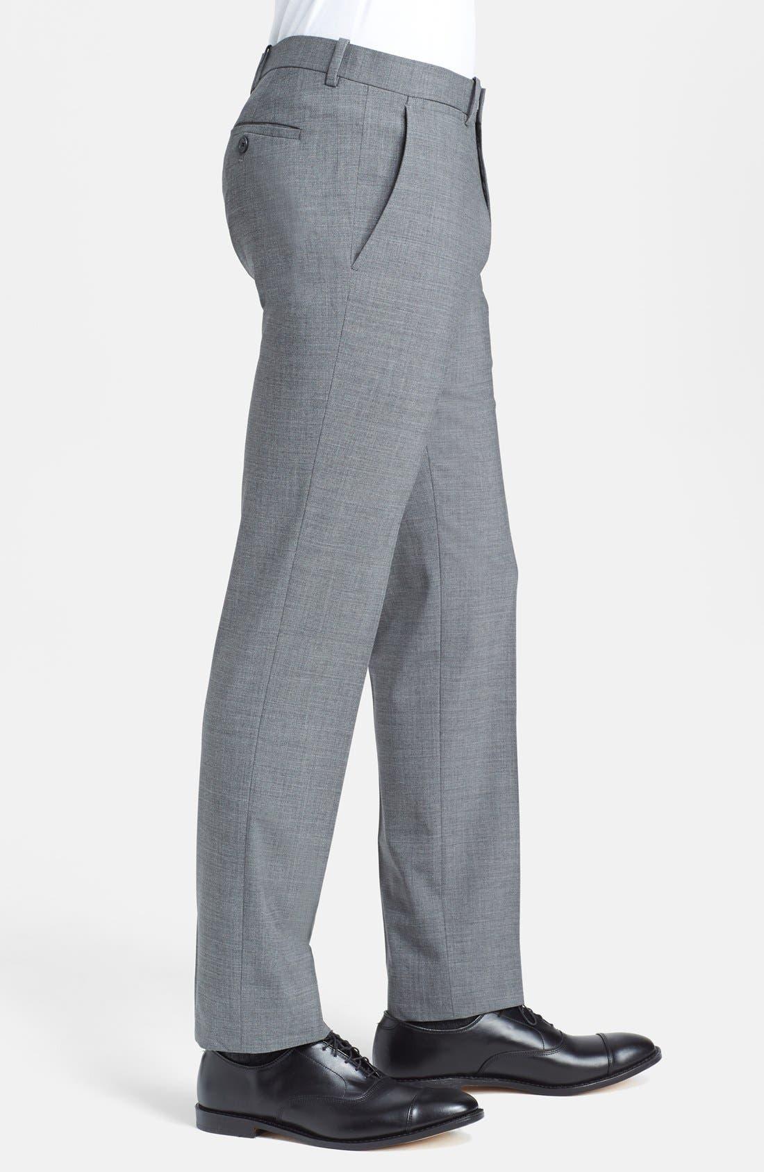 'Marlo New Tailor' Slim Fit Pants,                             Alternate thumbnail 15, color,