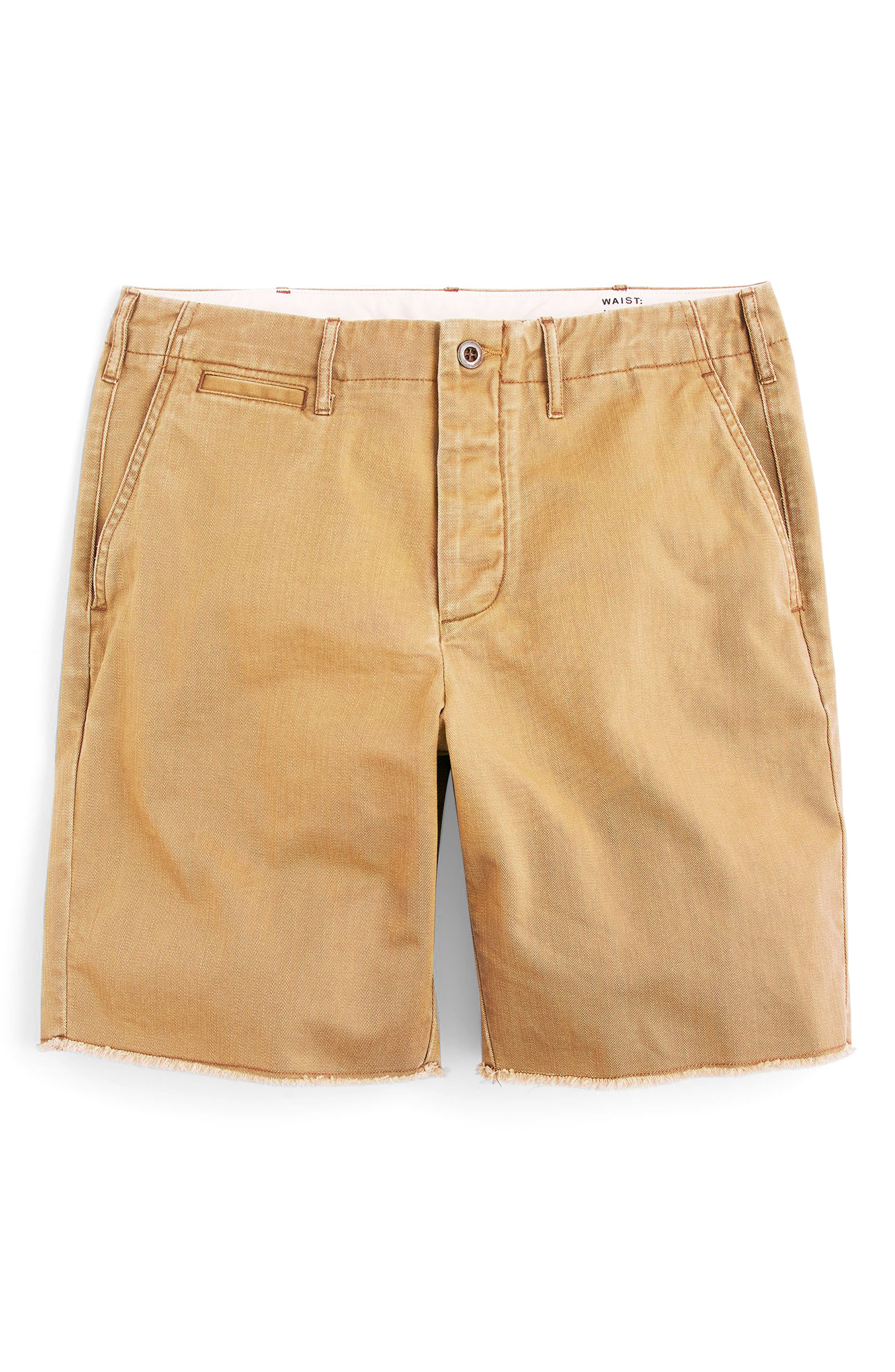 Distressed Officer's Shorts,                             Alternate thumbnail 4, color,                             251