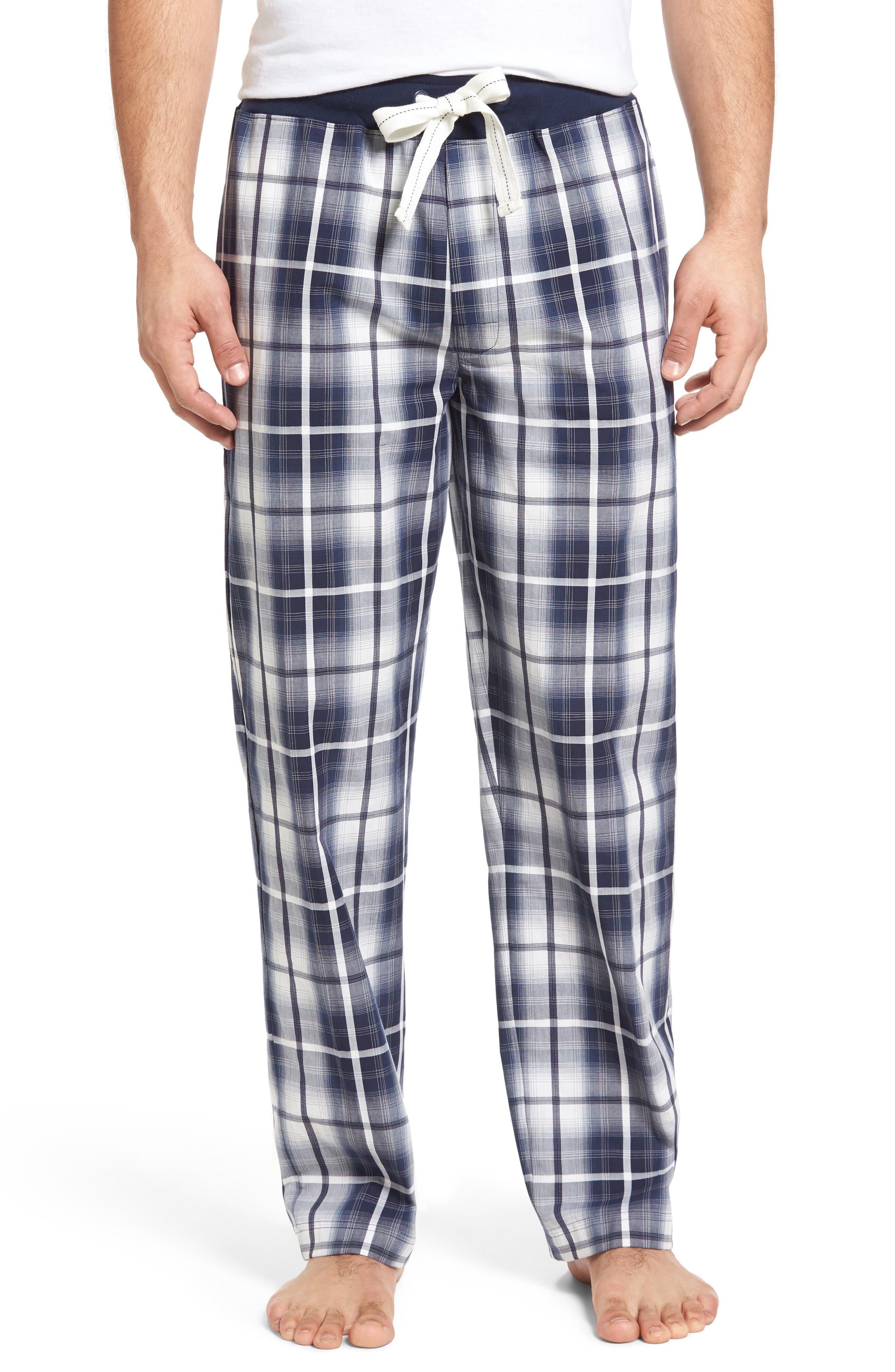 Mad 4 Plaid Lounge Pants,                         Main,                         color, 410