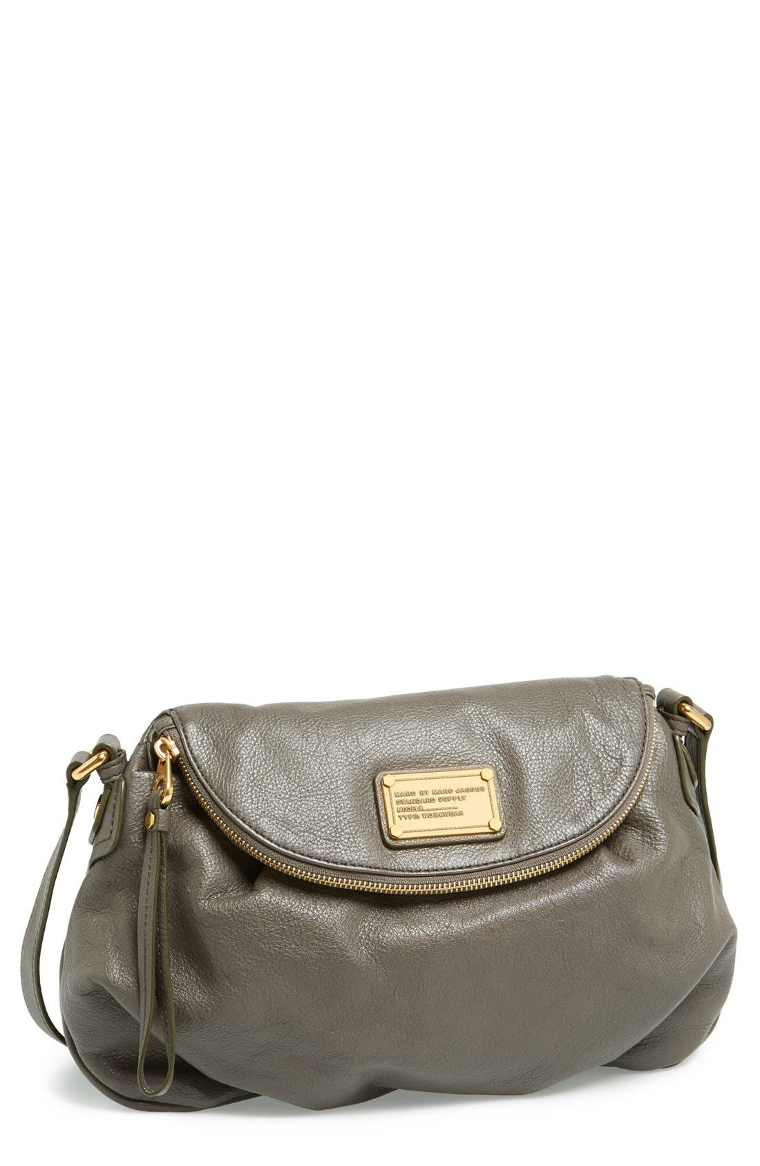 MARC BY MARC JACOBS 'Classic Q - Natasha' Crossbody Bag,                             Main thumbnail 3, color,