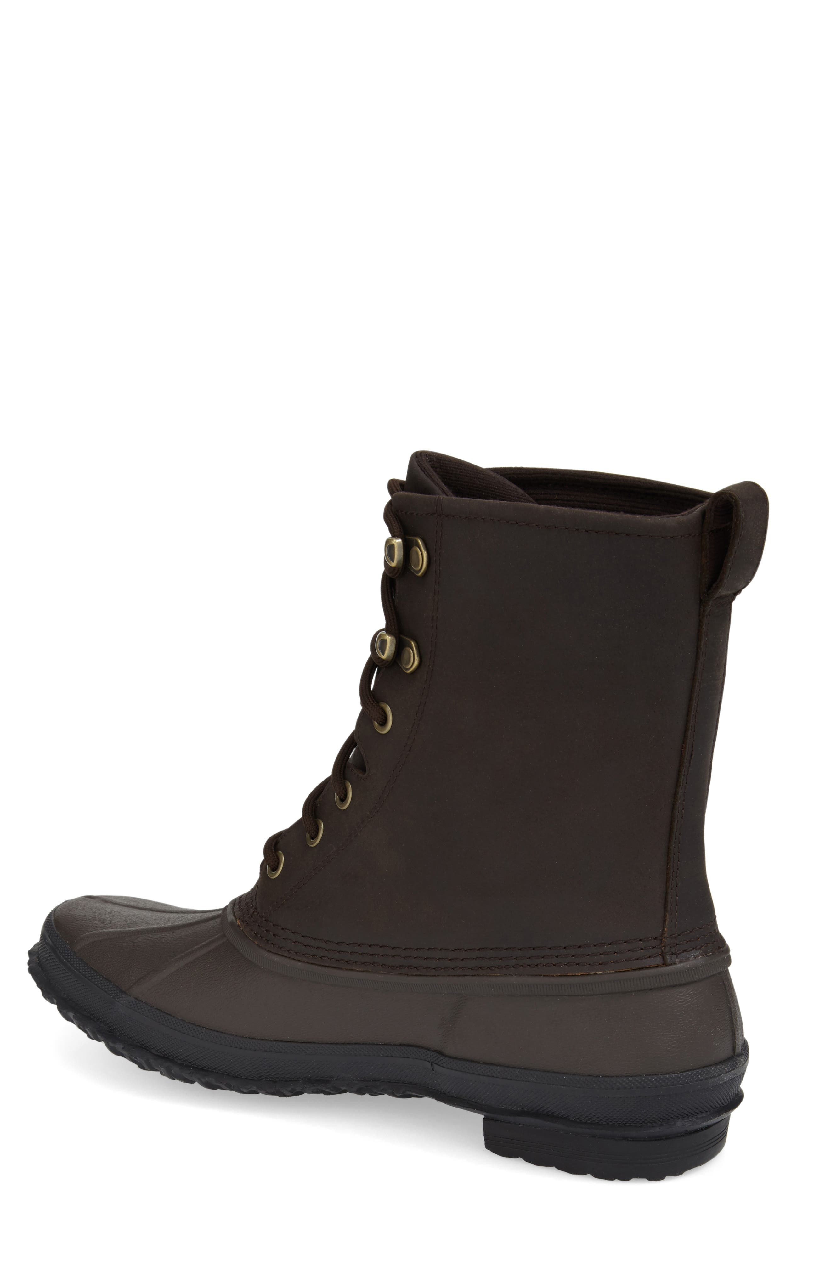 Yucca Rain Boot,                             Alternate thumbnail 4, color,                             STOUT