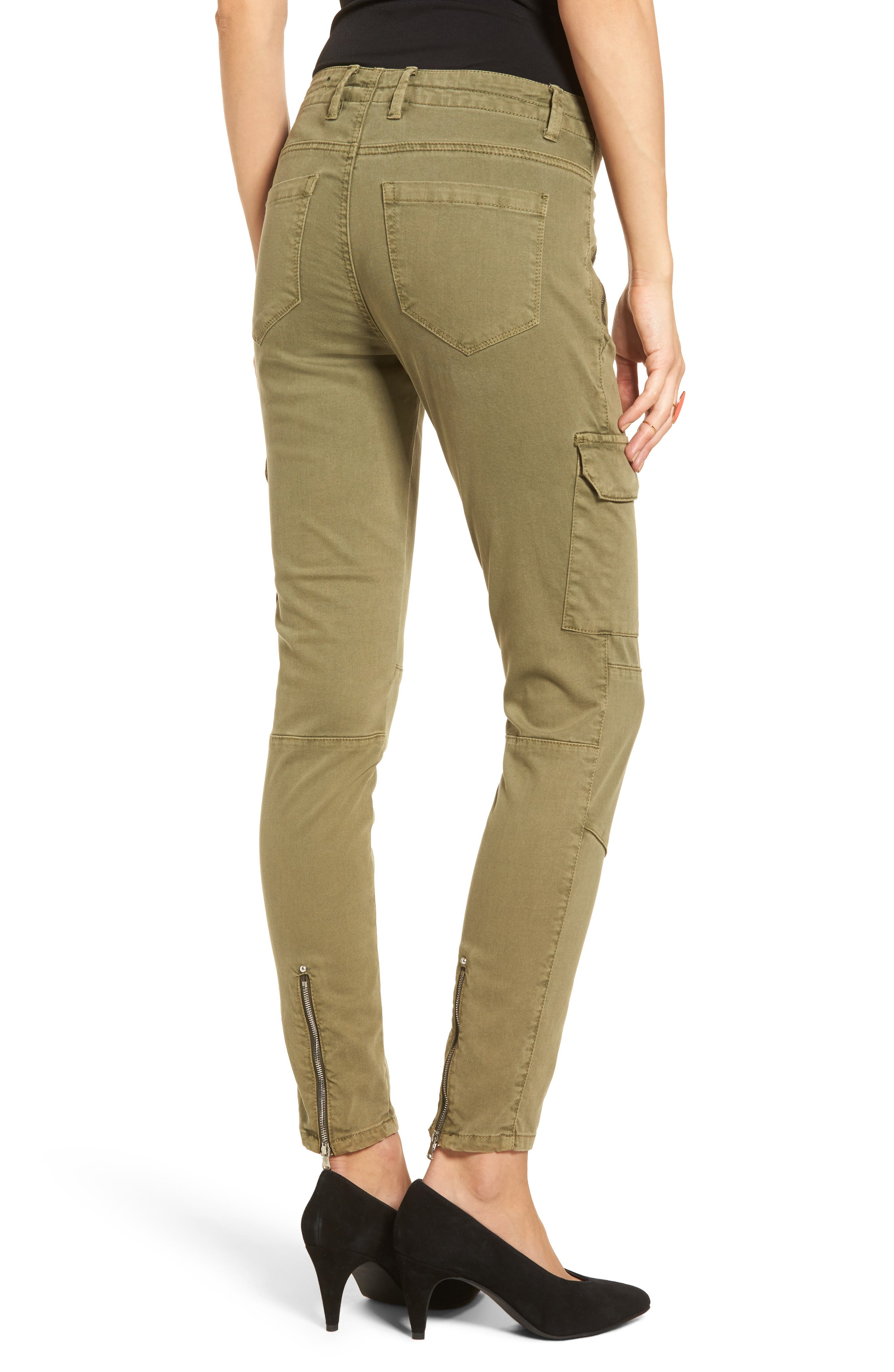 Skinny Cargo Pants,                             Alternate thumbnail 2, color,                             300