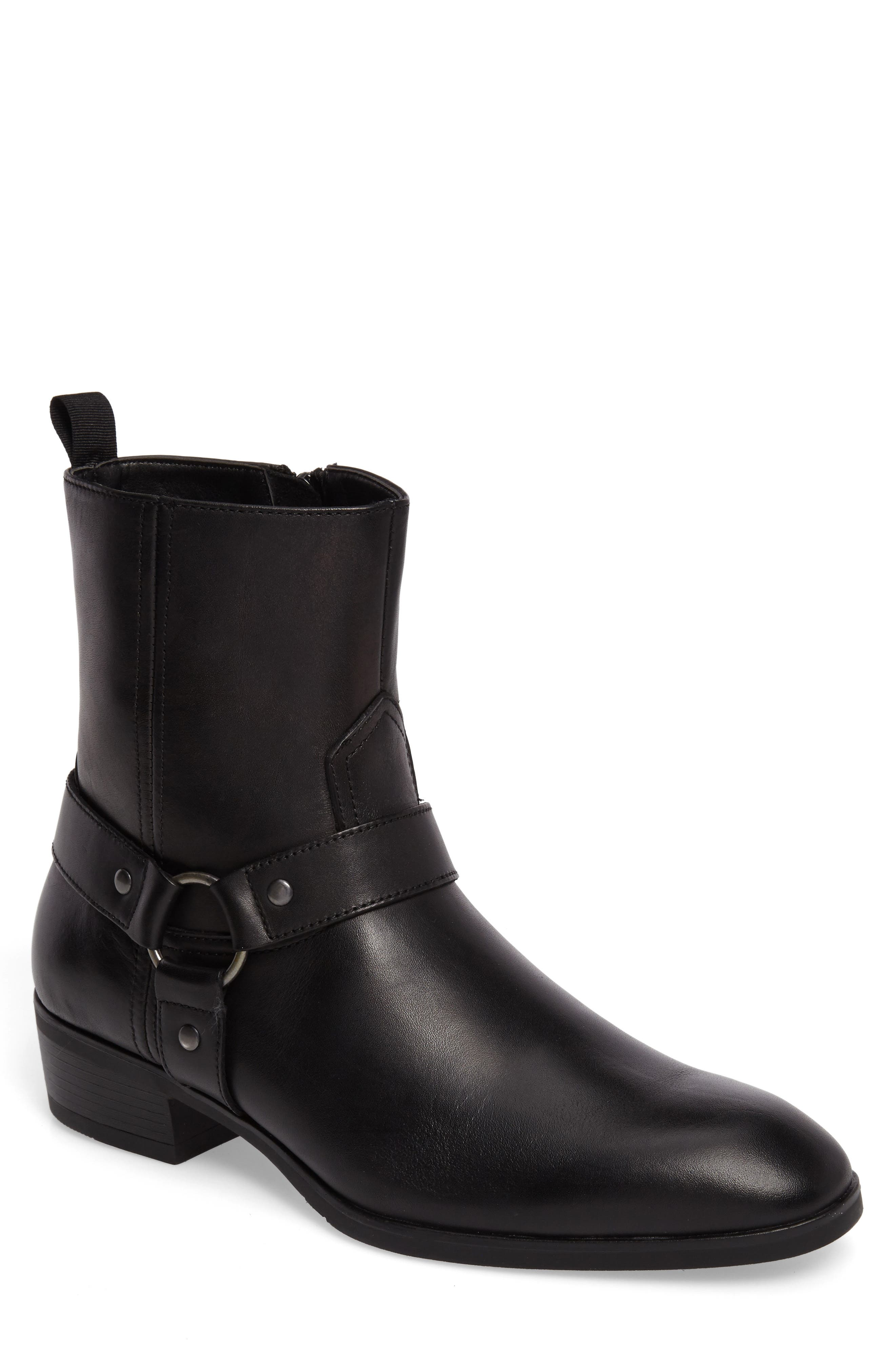 Havana Zip Boot,                         Main,                         color, 002