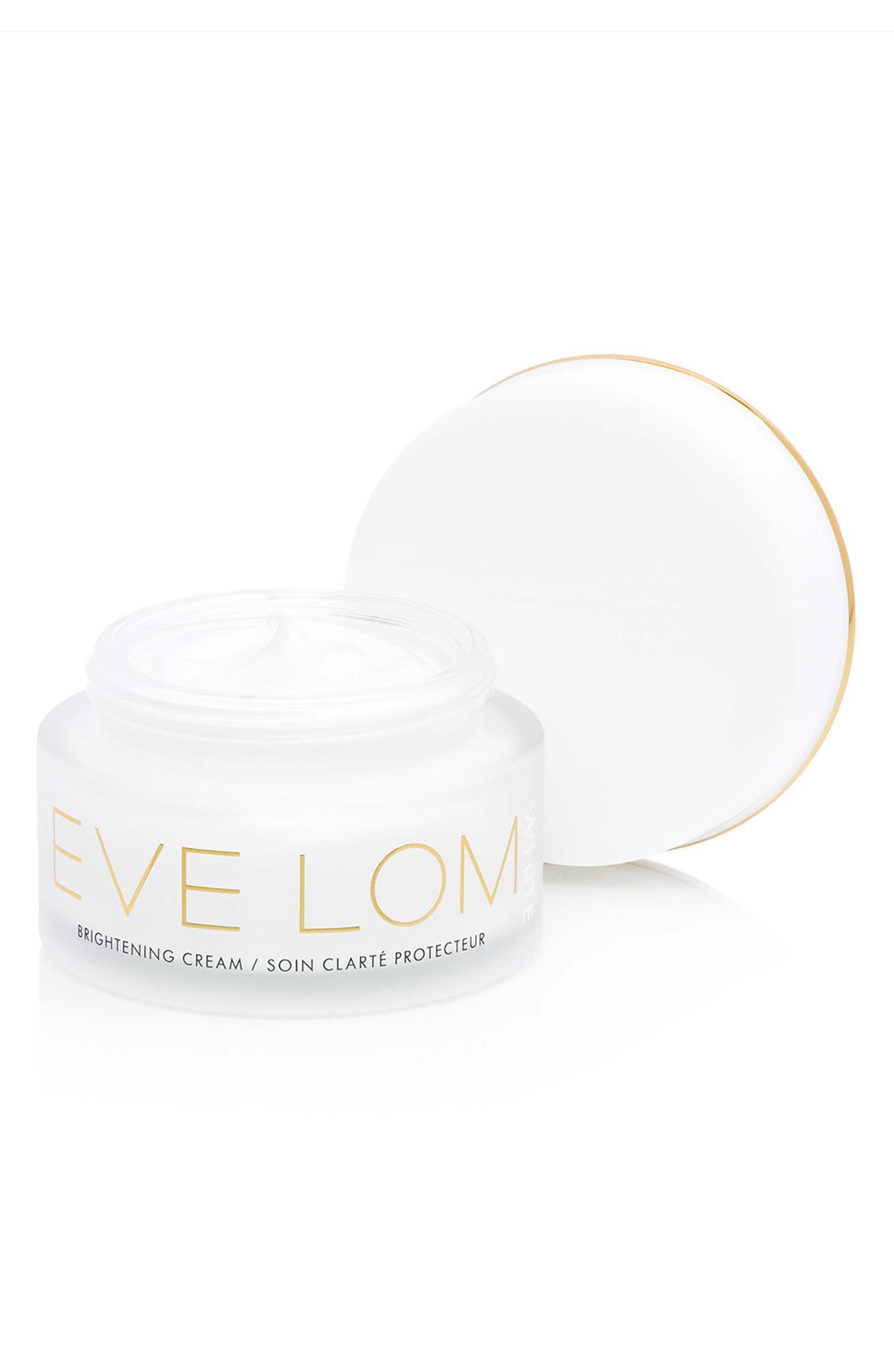 SPACE.NK.apothecary EVE LOM Brightening Cream,                             Alternate thumbnail 2, color,                             NO COLOR