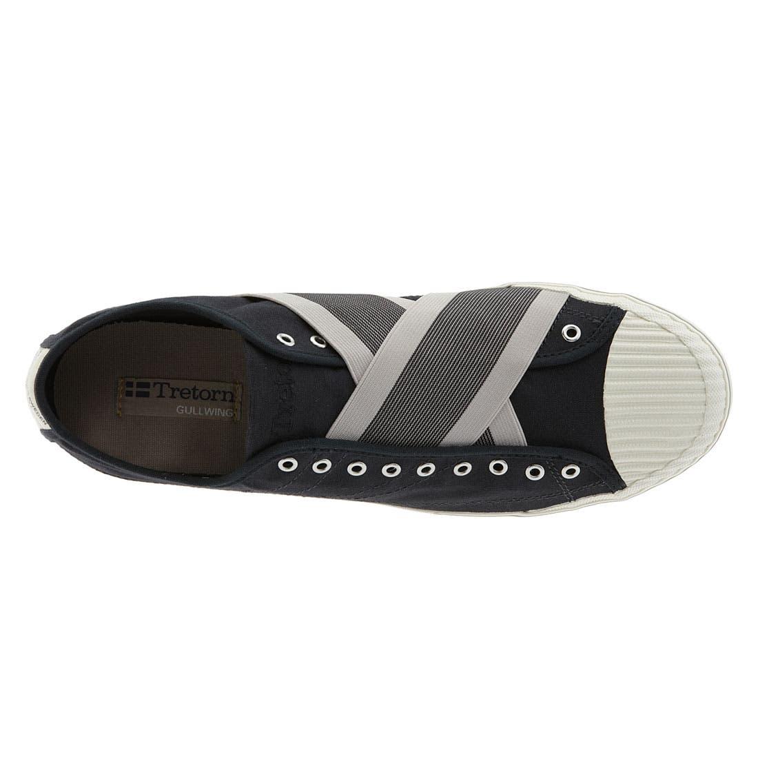 'Skymra' Slip-On Sneaker,                             Alternate thumbnail 3, color,                             001