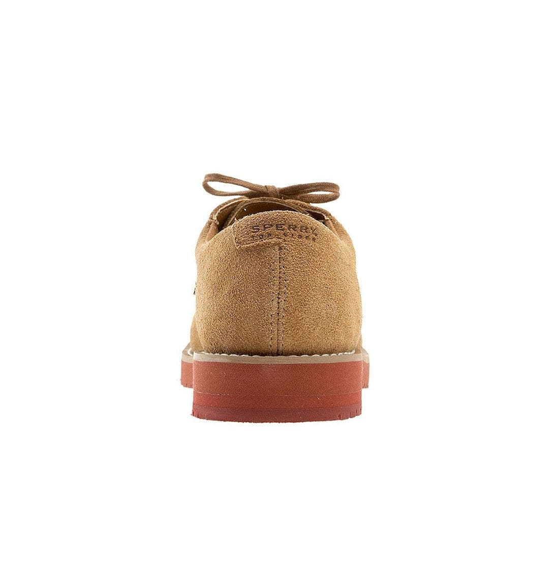 SPERRY KIDS,                             'Tevin' Oxford,                             Alternate thumbnail 3, color,                             DIRTY BUCK