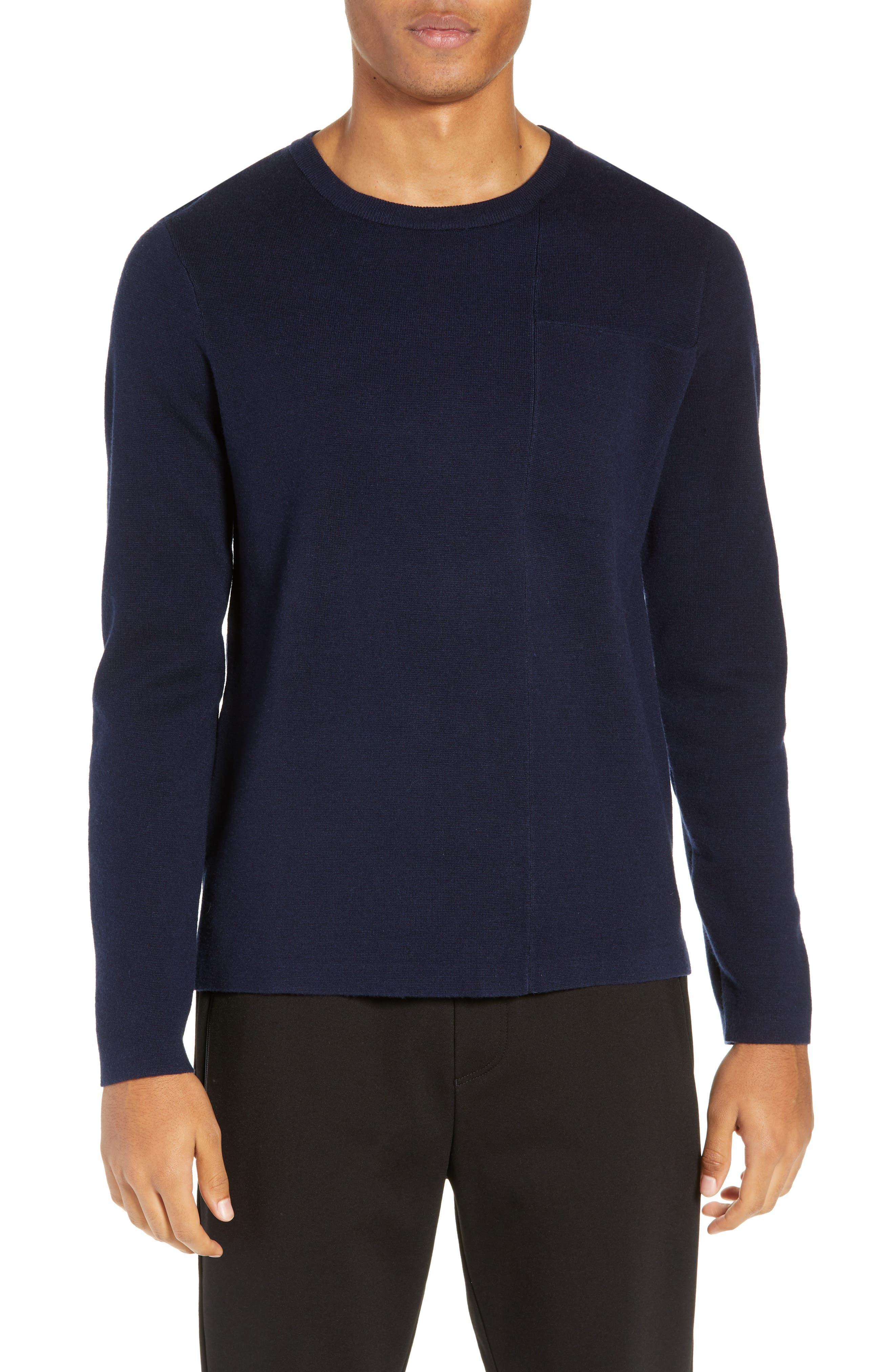 River Stone Crewneck Sweater