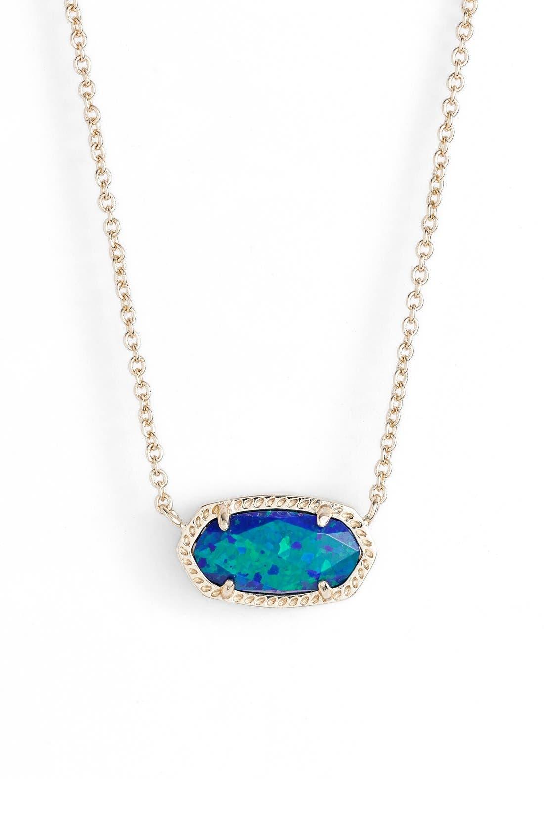'Elisa' Pendant Necklace,                             Main thumbnail 51, color,