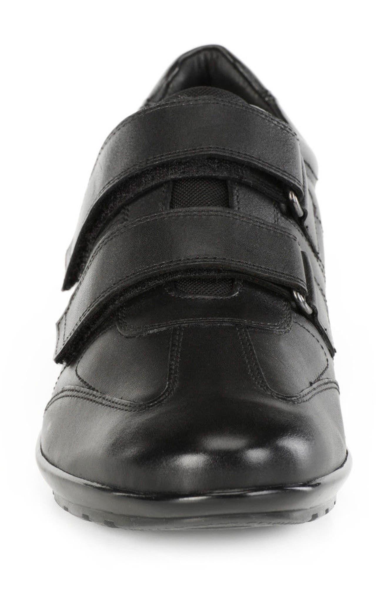 Symbol Sneaker,                             Alternate thumbnail 4, color,                             BLACK