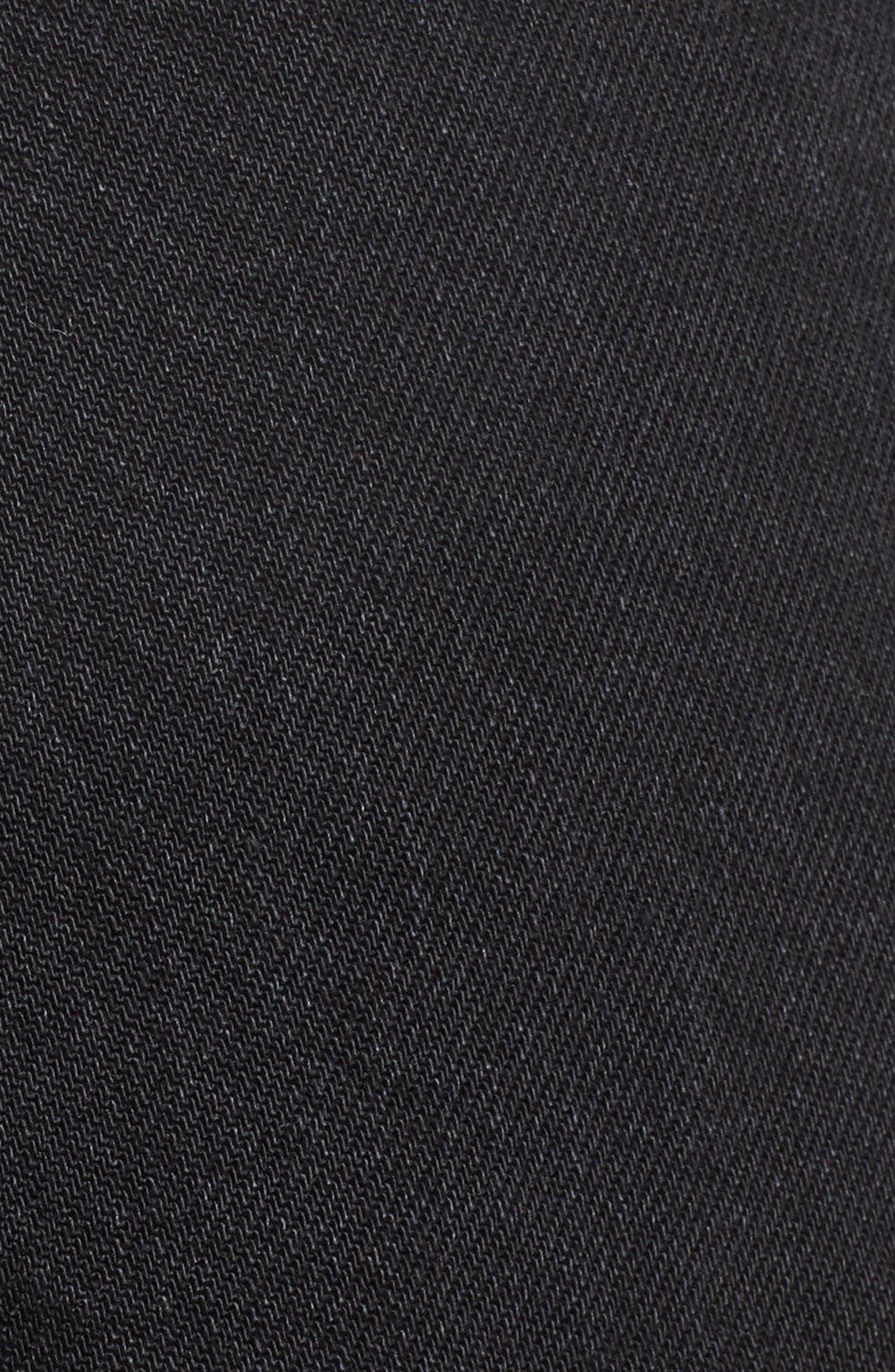 Mid Denim Wide Leg Jeans,                             Alternate thumbnail 6, color,