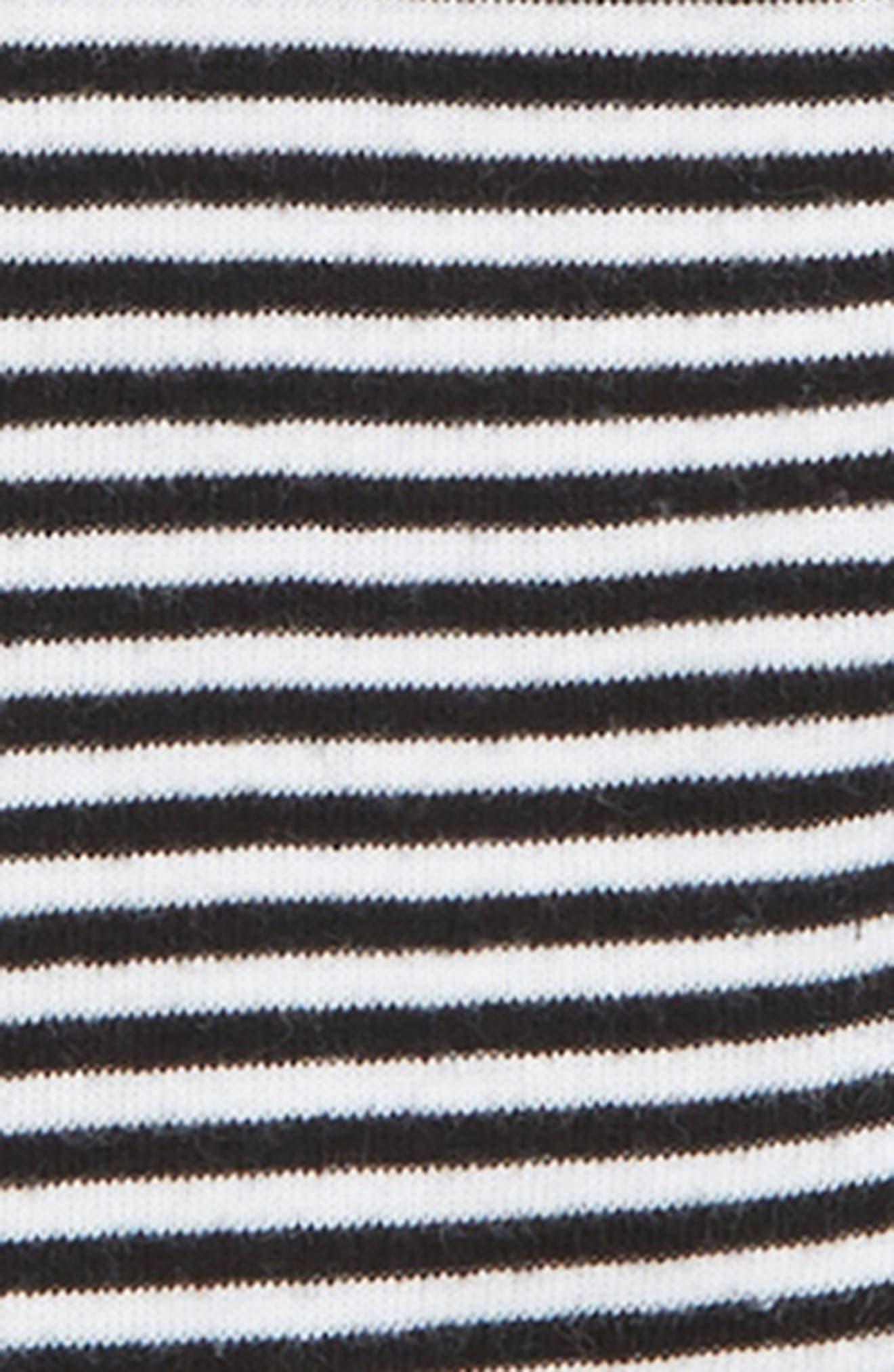 Cotton Leggings,                             Alternate thumbnail 2, color,                             BLACK- WHITE PACK