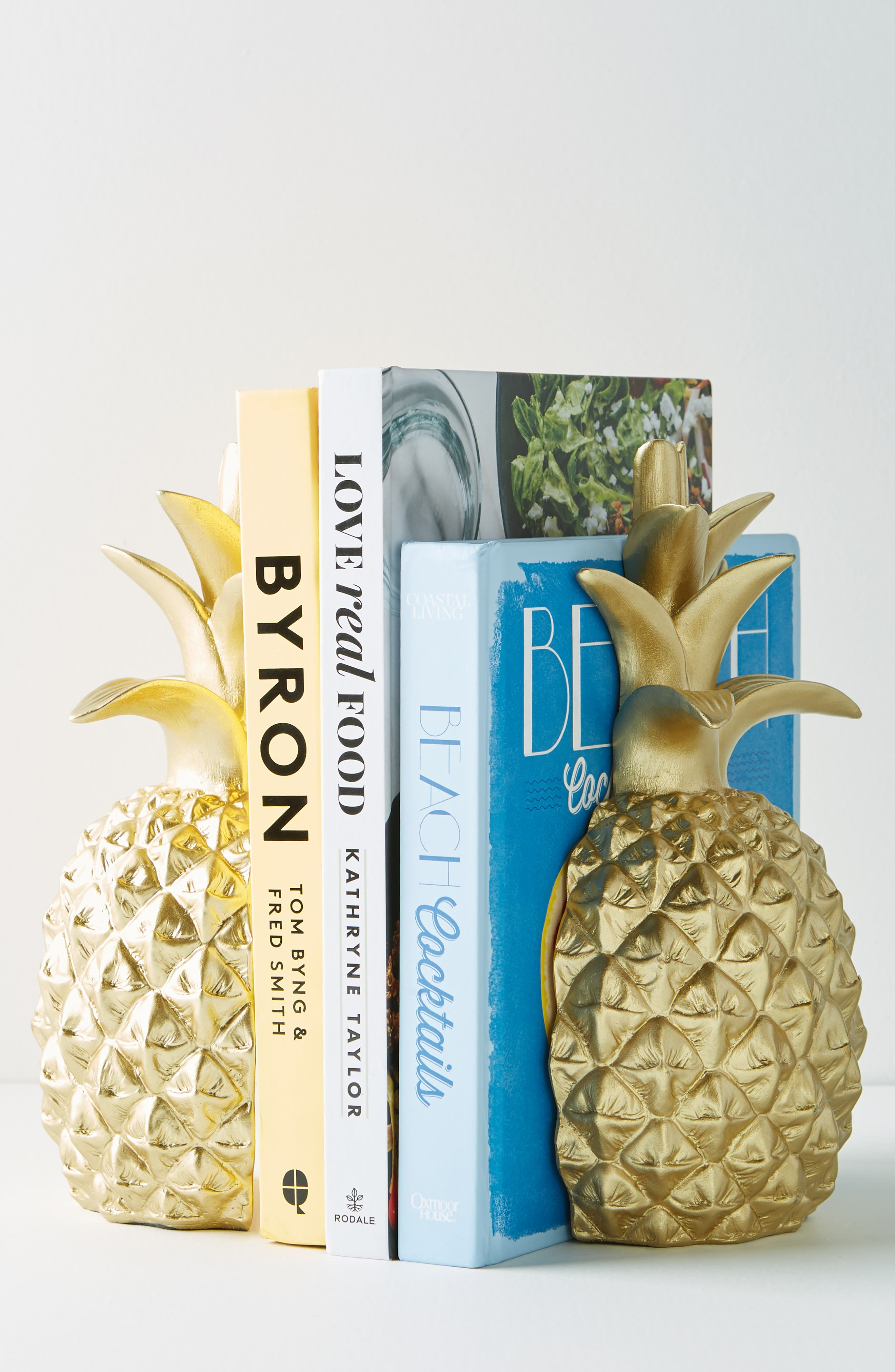Pineapple Bookends,                             Alternate thumbnail 4, color,                             700
