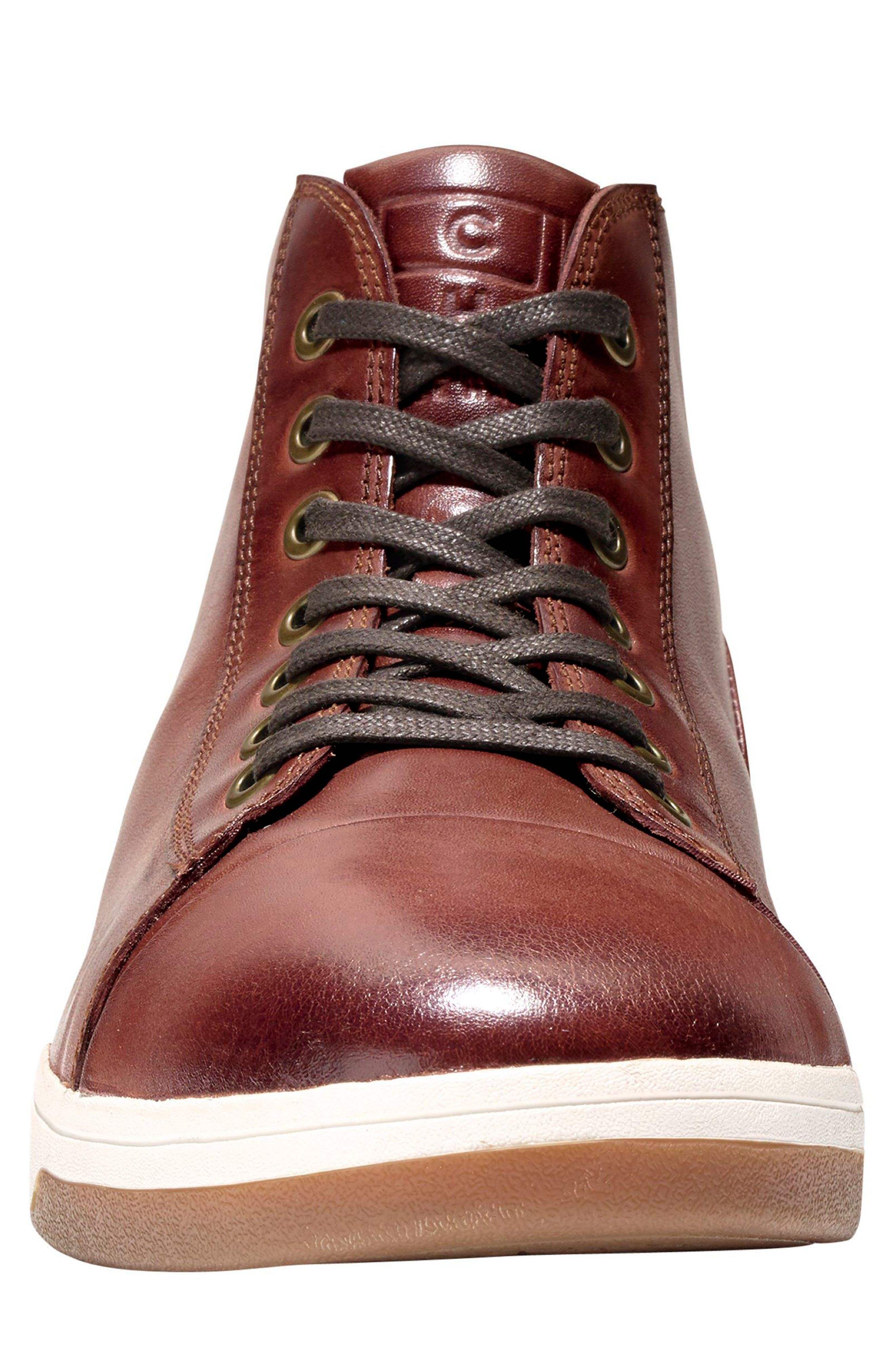 GrandPro High Top Sneaker,                             Alternate thumbnail 7, color,