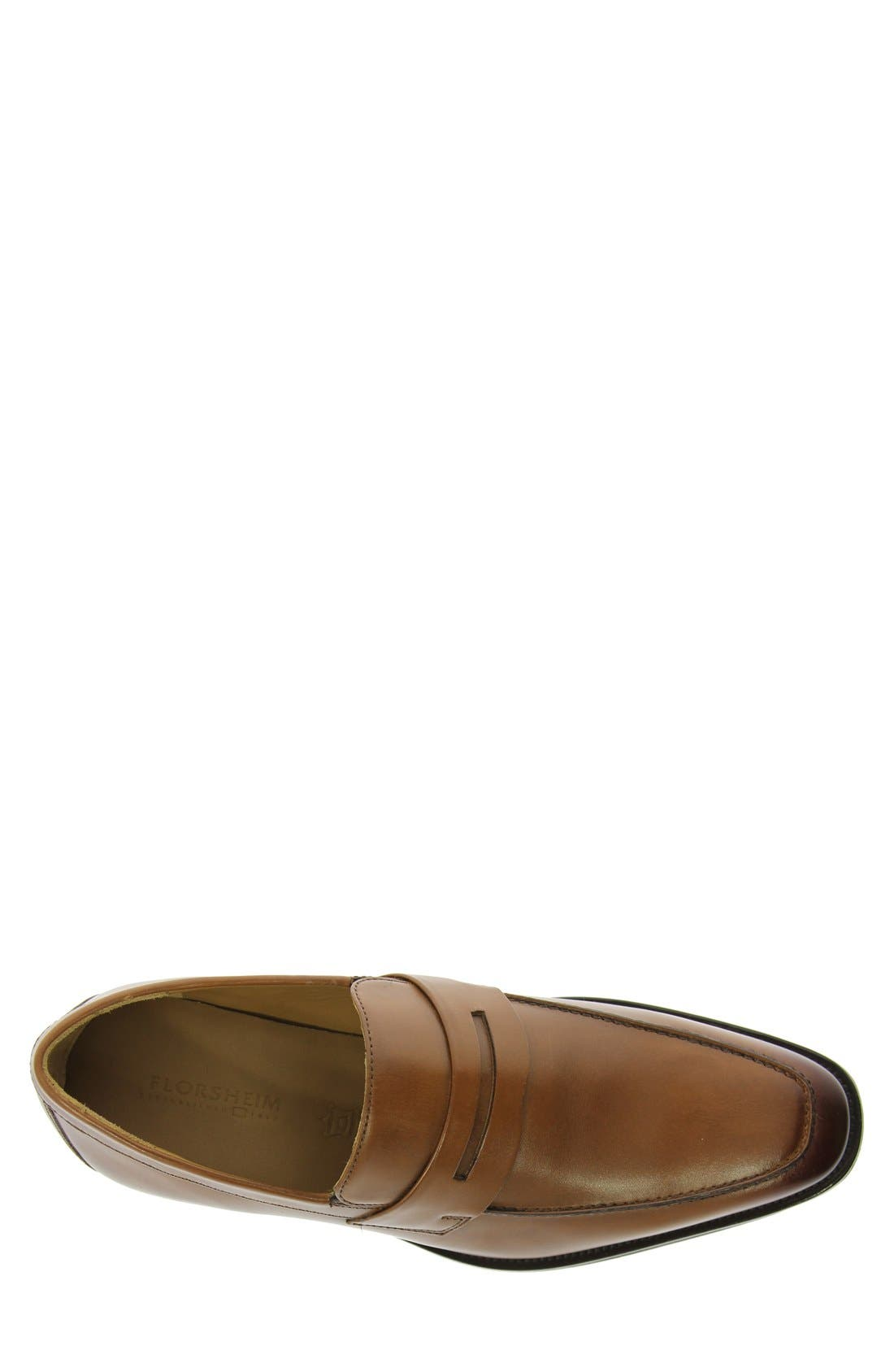 'Sabato' Penny Loafer,                             Alternate thumbnail 6, color,