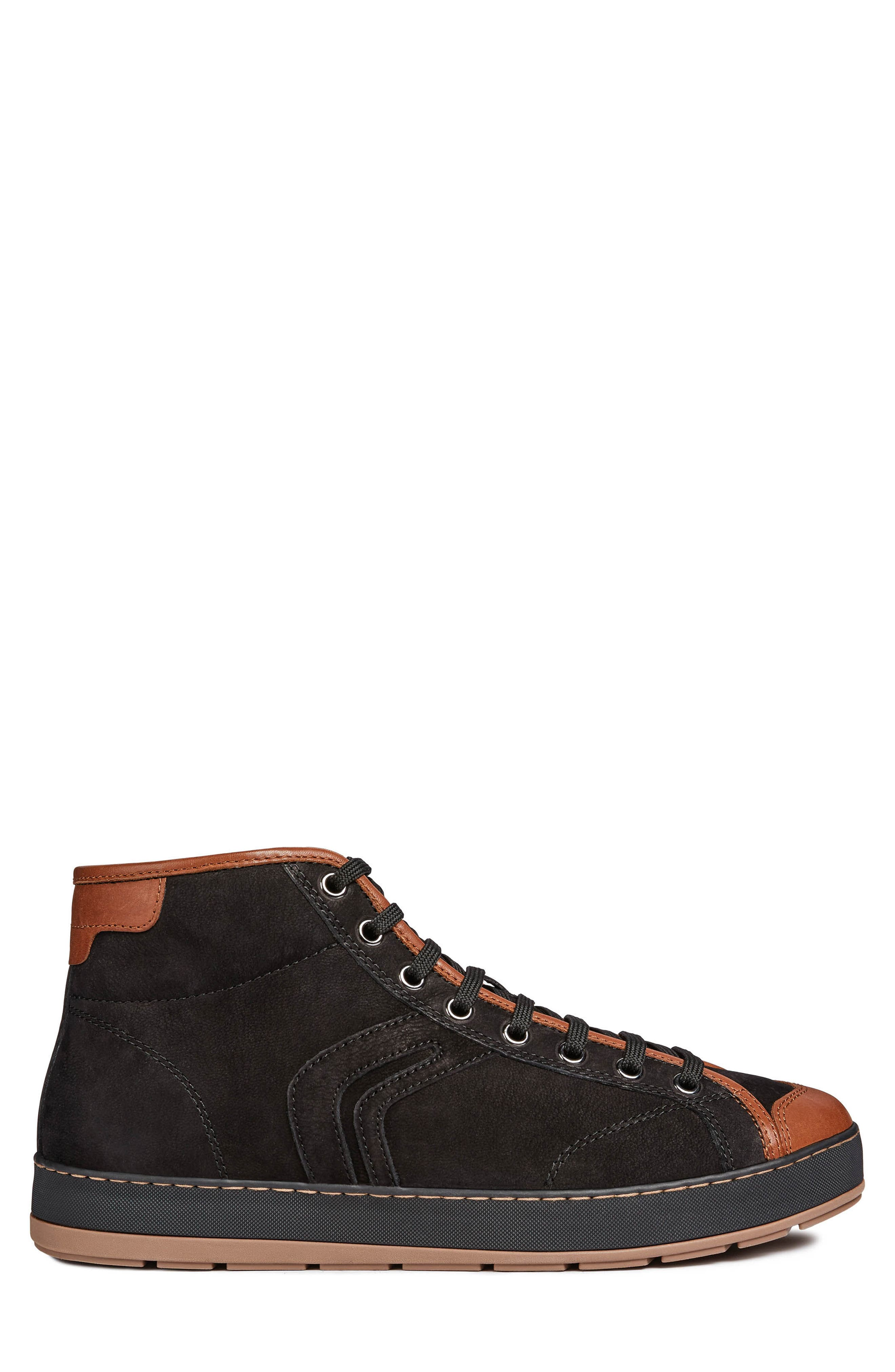 Ariam High Top Sneaker,                             Alternate thumbnail 3, color,                             203