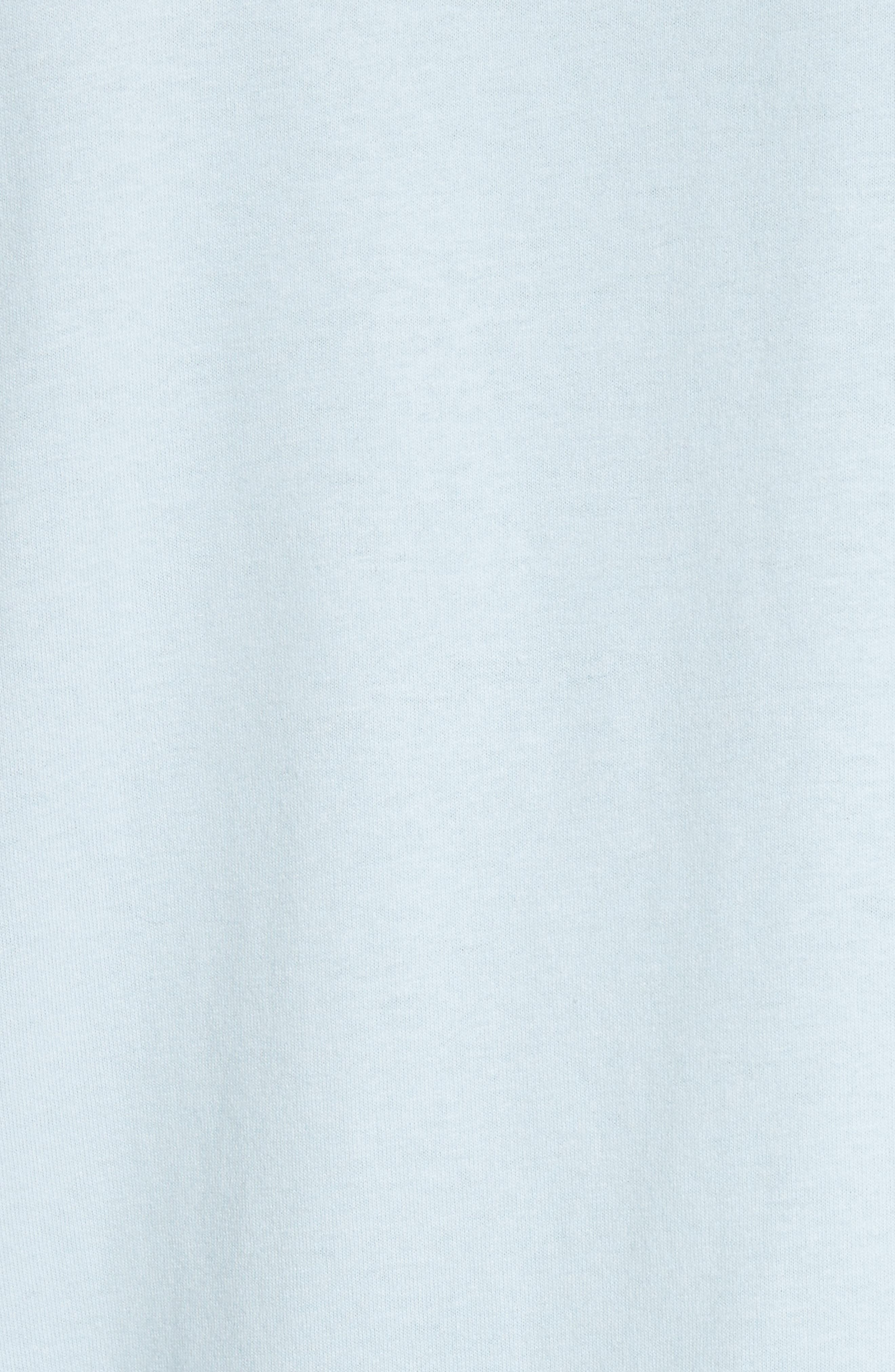 Double Pocket T-Shirt,                             Alternate thumbnail 5, color,                             BLUE