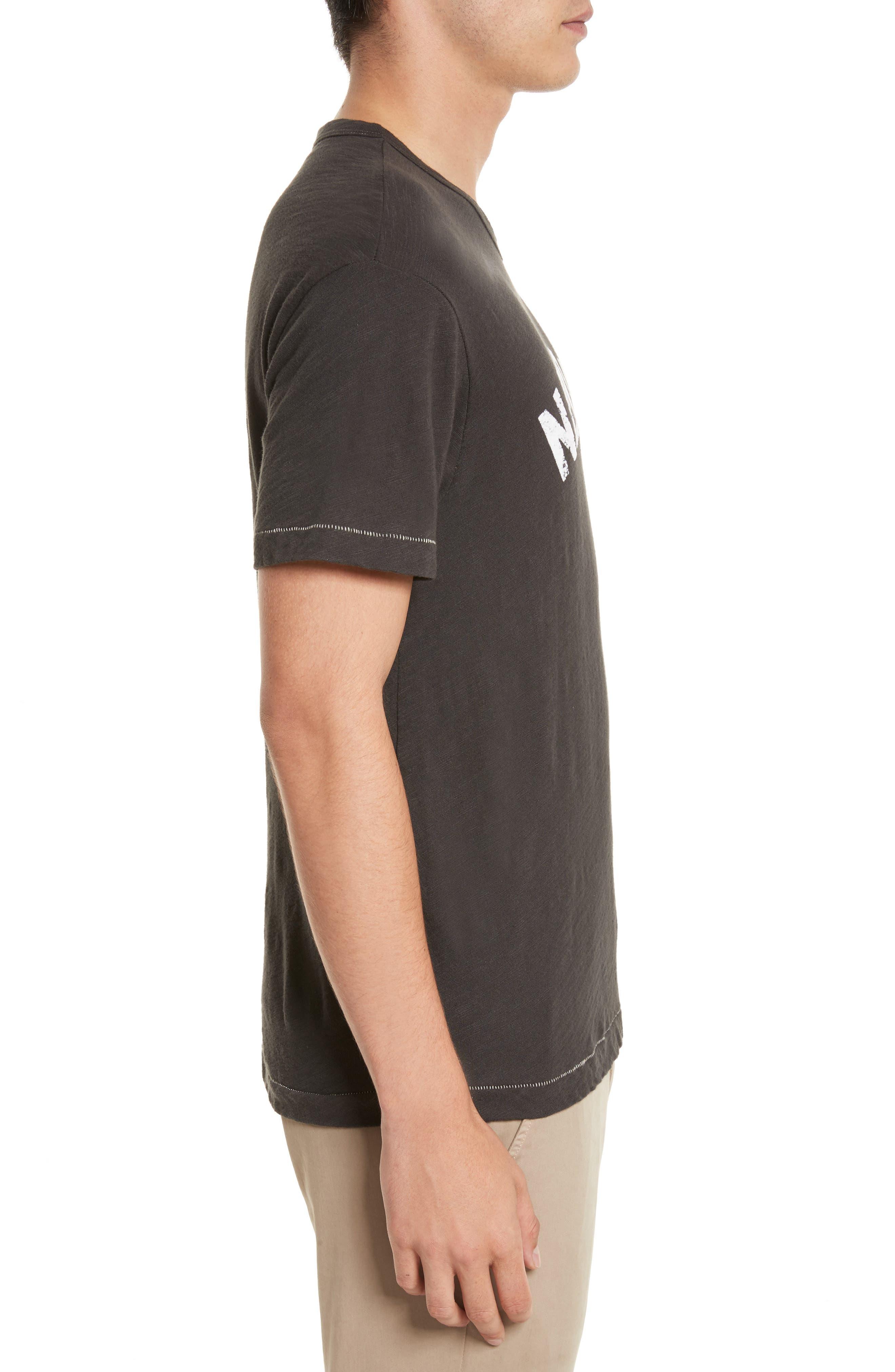New York T-Shirt,                             Alternate thumbnail 3, color,                             001