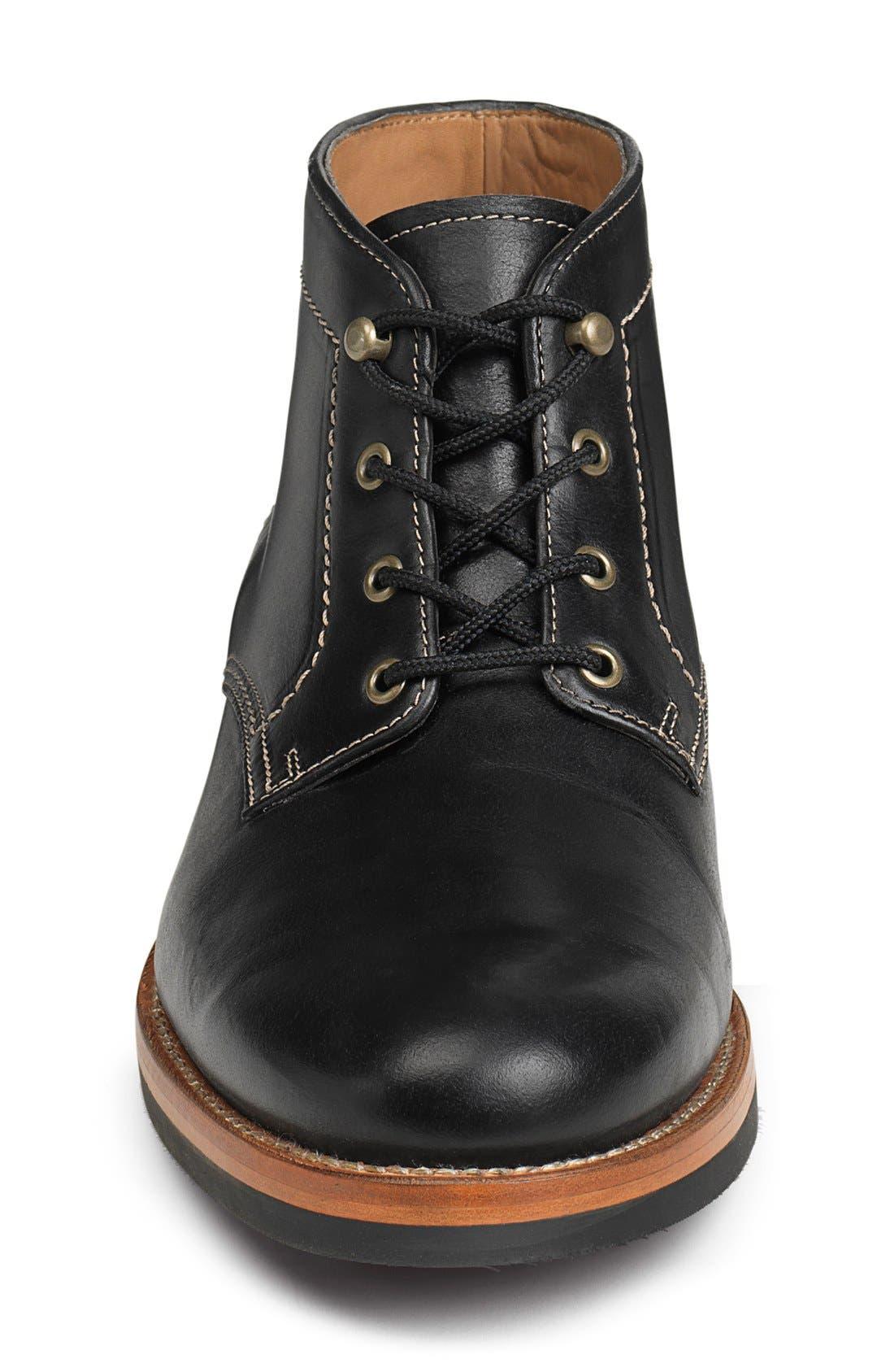 'Irving Mid' Plain Toe Boot,                             Alternate thumbnail 5, color,