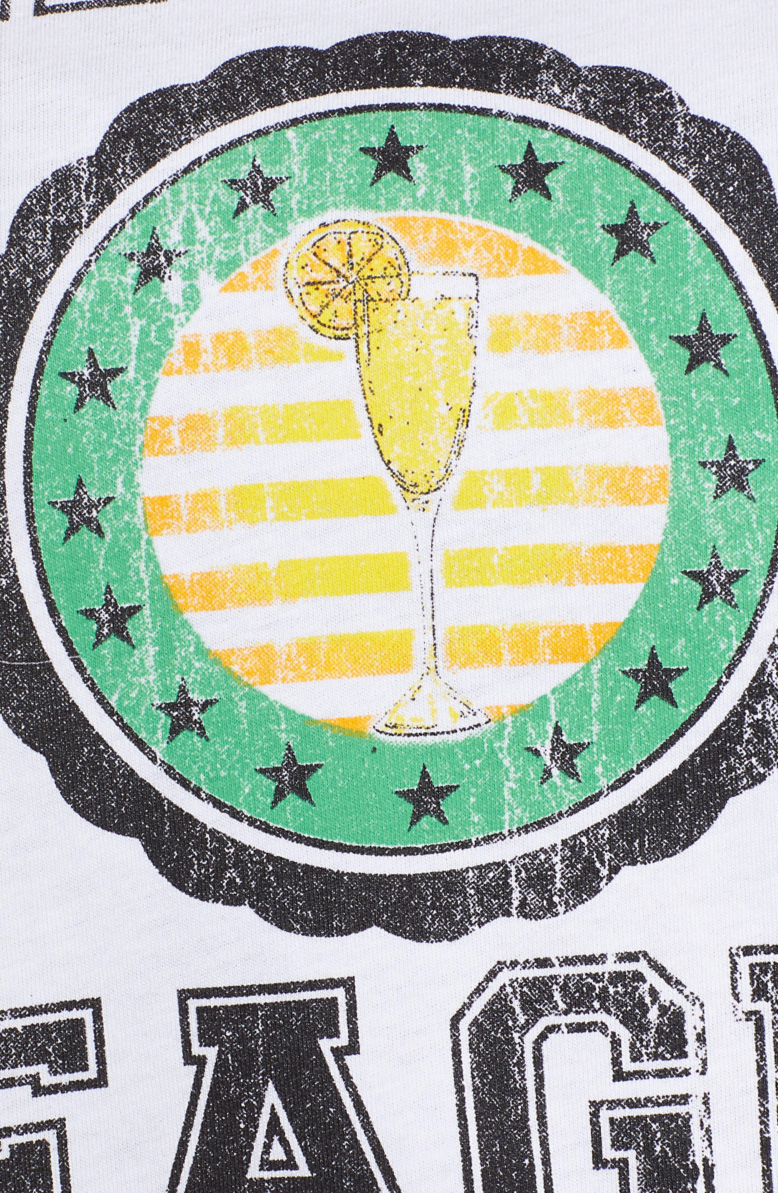 PRINCE PETER,                             Mimosa League Tee,                             Alternate thumbnail 5, color,                             WHITE
