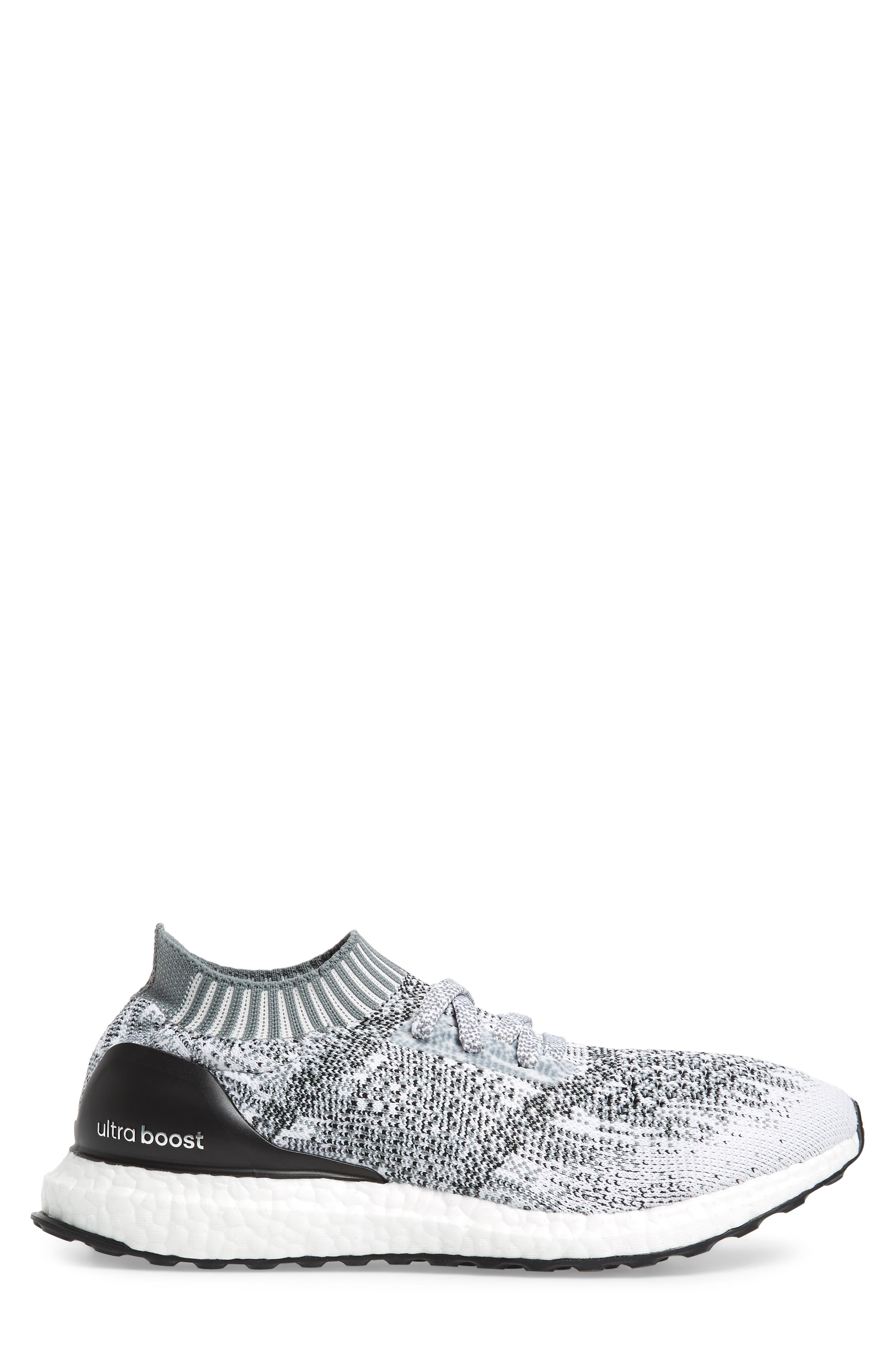 ADIDAS,                             'UltraBoost Uncaged' Running Shoe,                             Alternate thumbnail 3, color,                             026